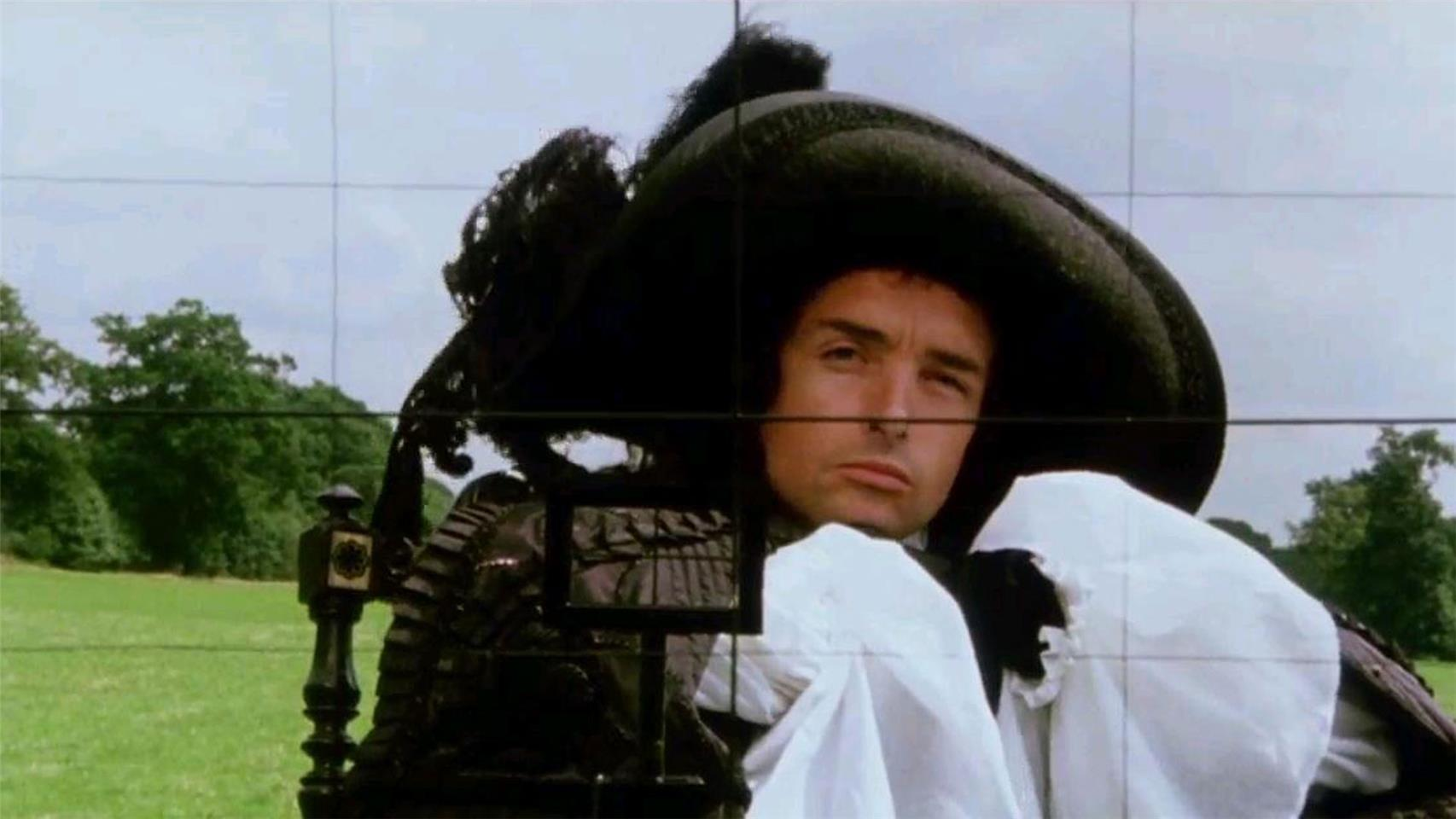 The Draughtsman's Contracat by Peter Greenaway