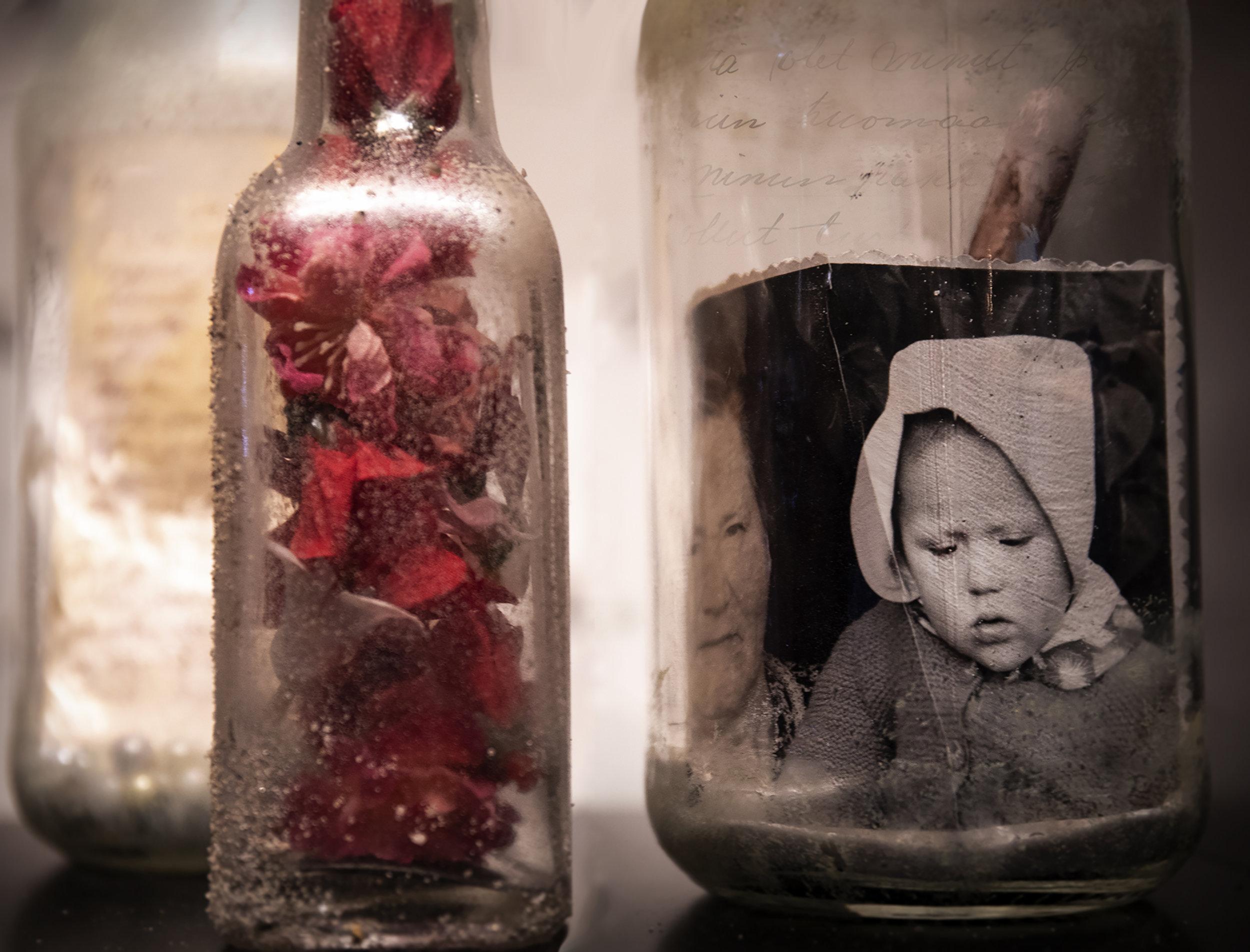Message in a Bottle: Memory 4