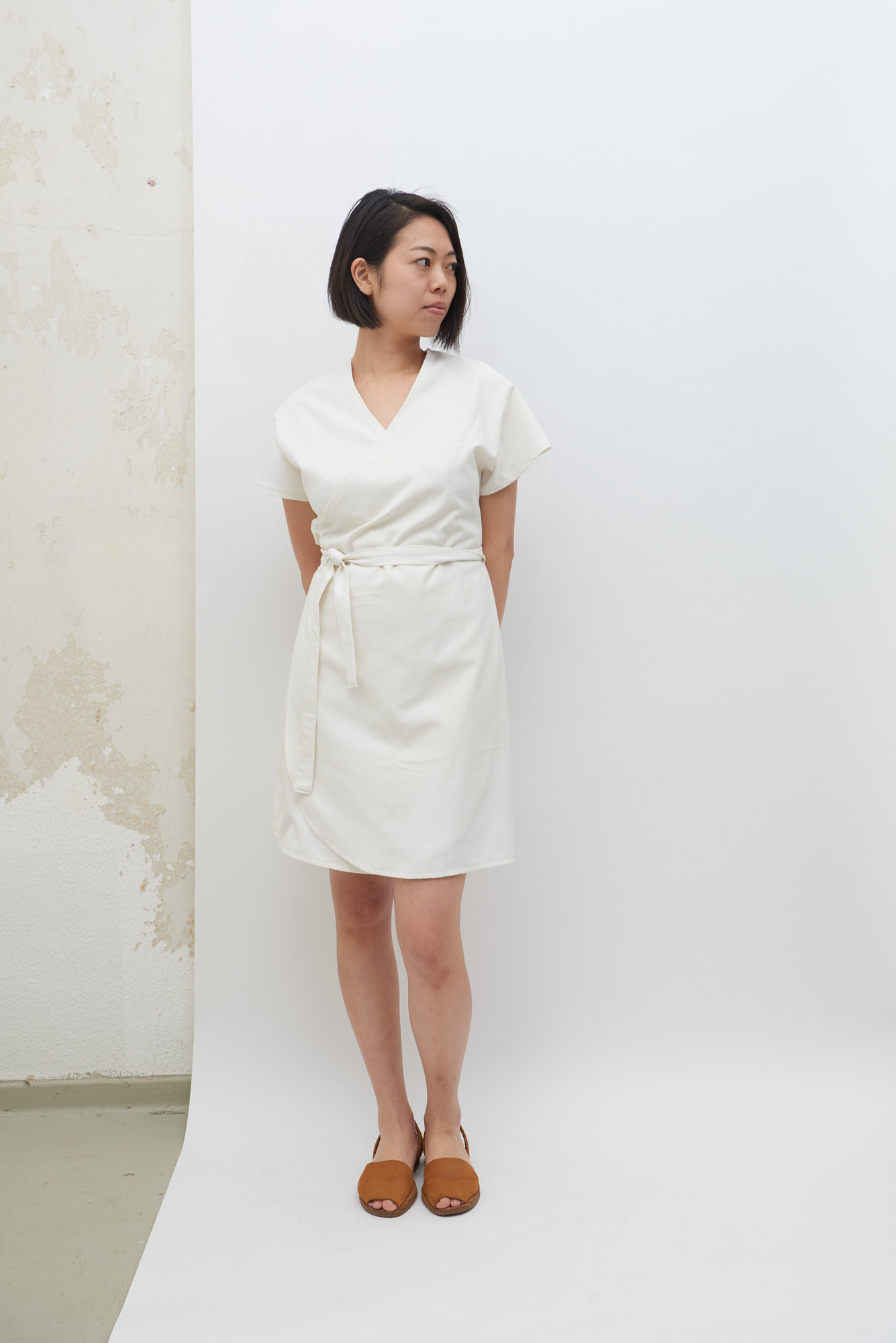 Rappu Dress - Natural
