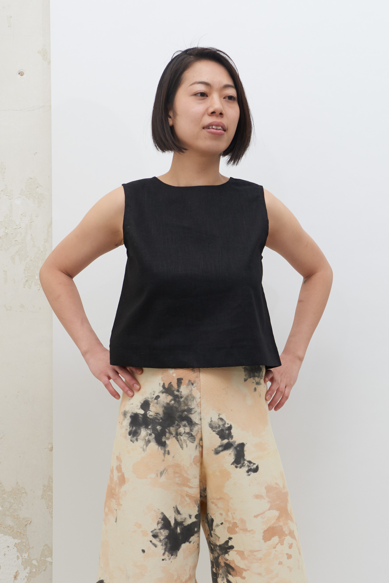 Switch Top - Black