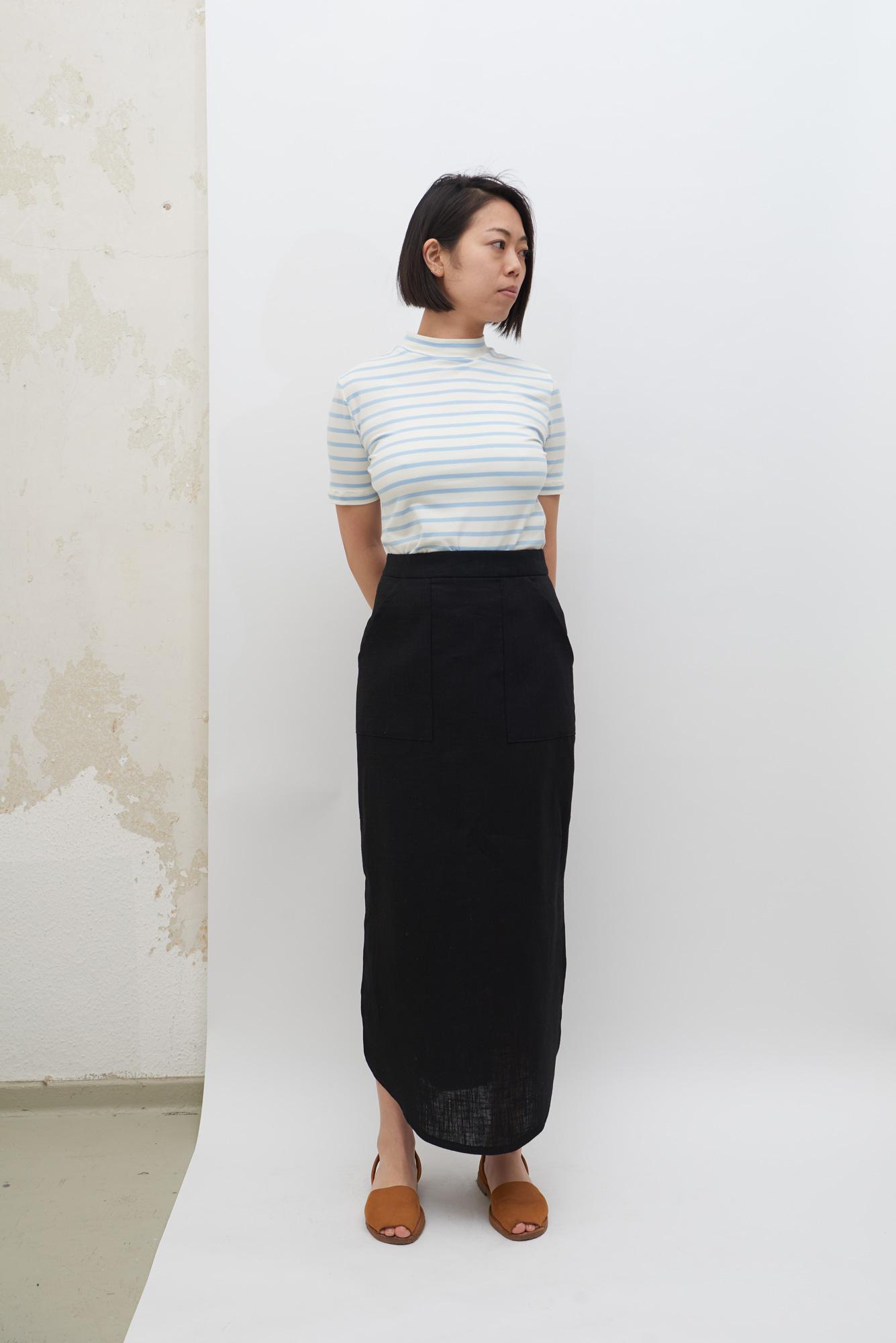 Poketto Skirt - Black