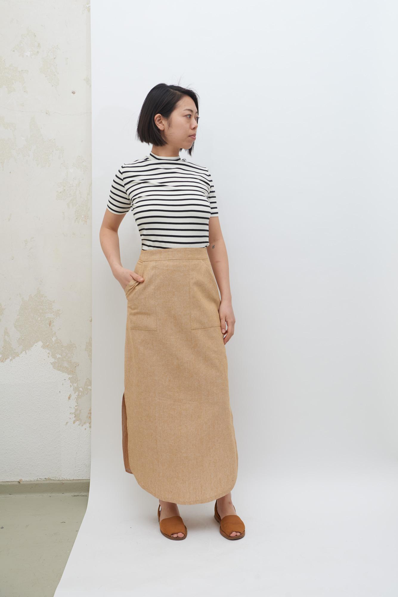 Poketto Skirt - Desert