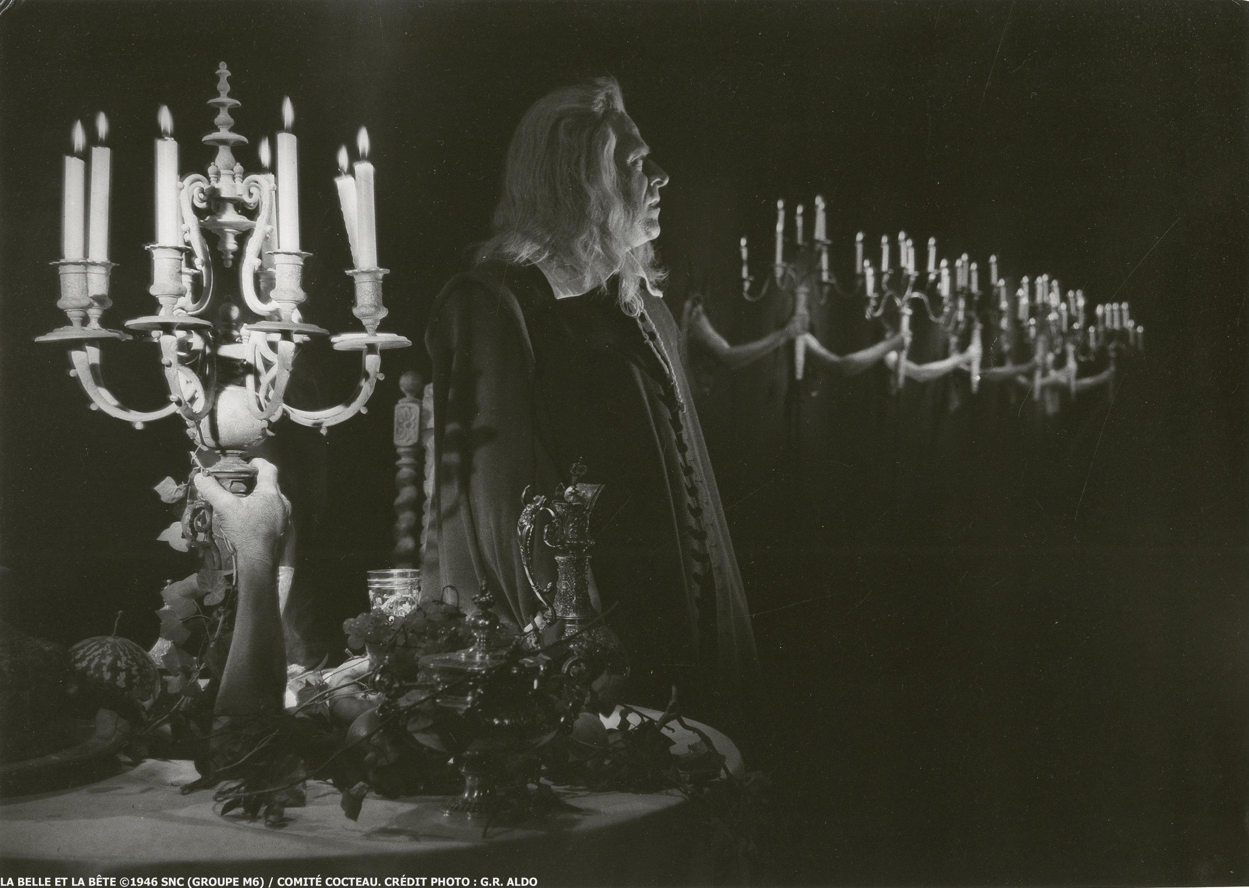 La Belle et la Bête, Jean Cocteau, 1946
