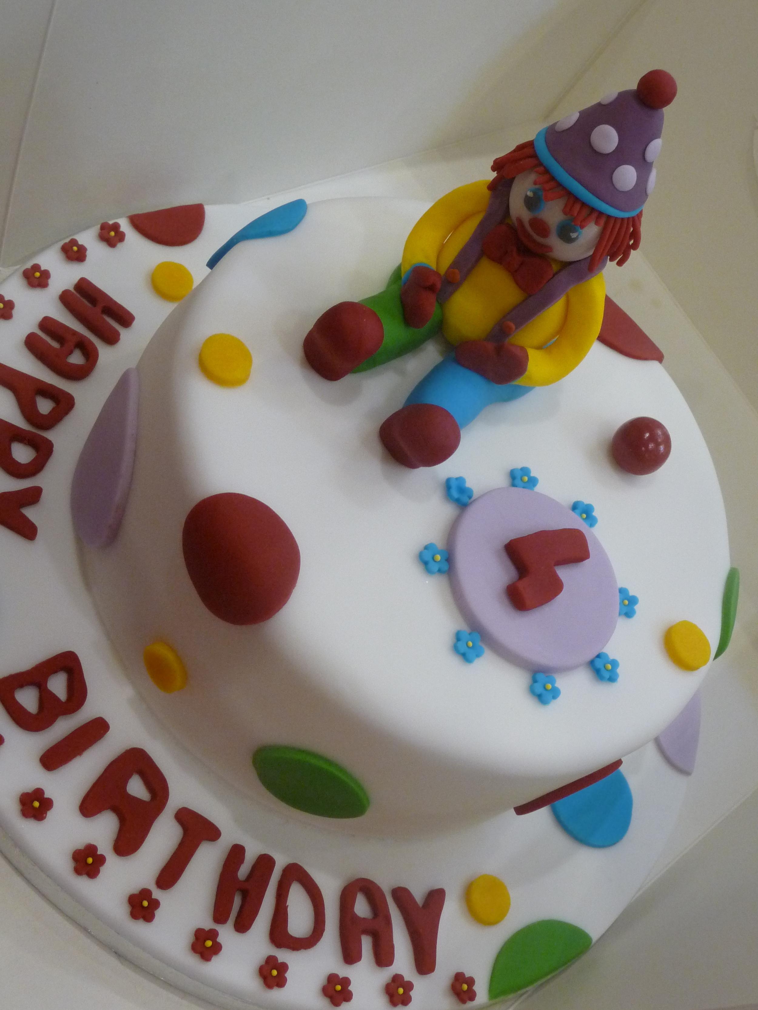Gymboree Cake