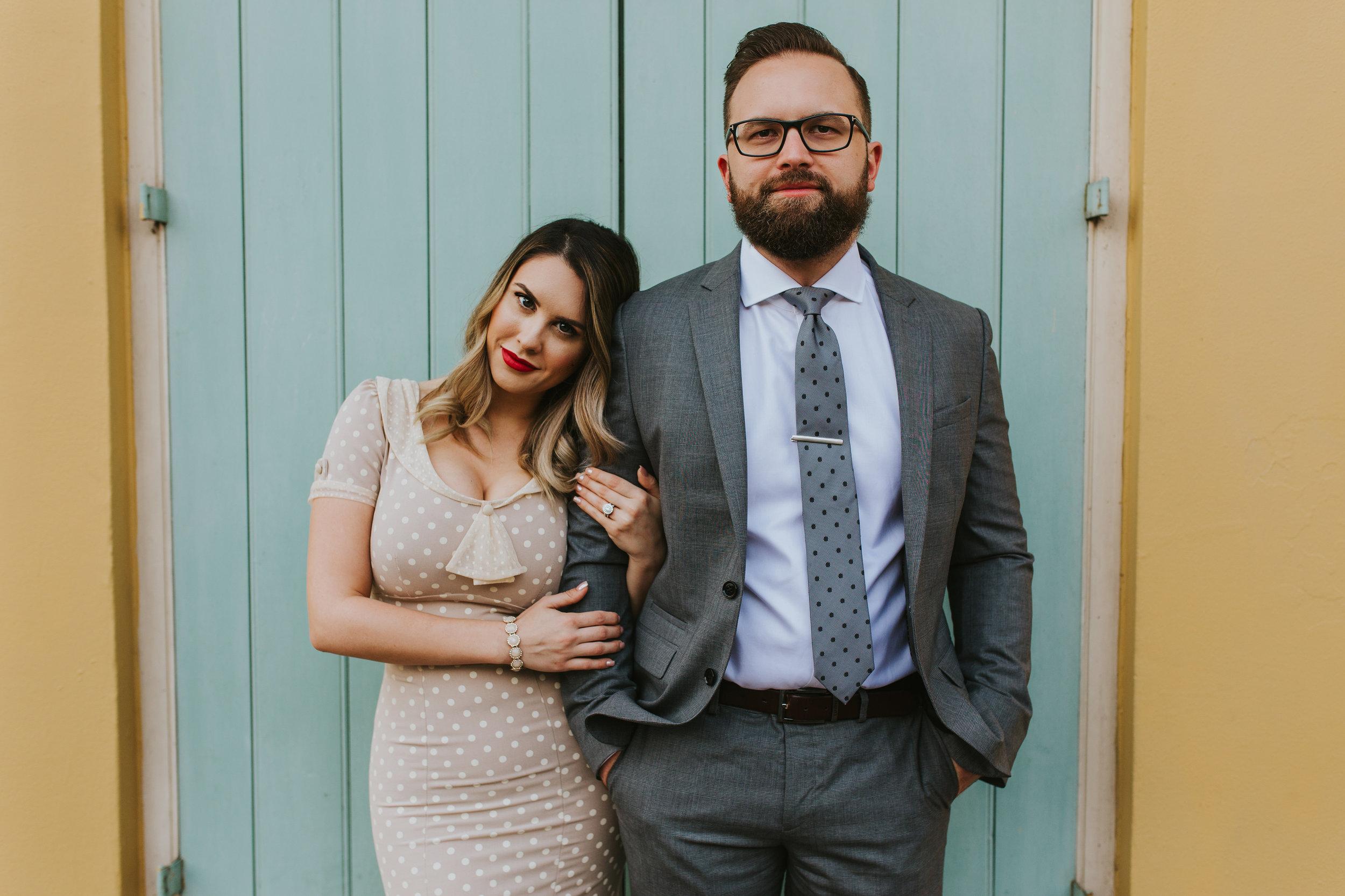 New Orleans Wedding Photographer French Quarter Engagement Session-21.jpg