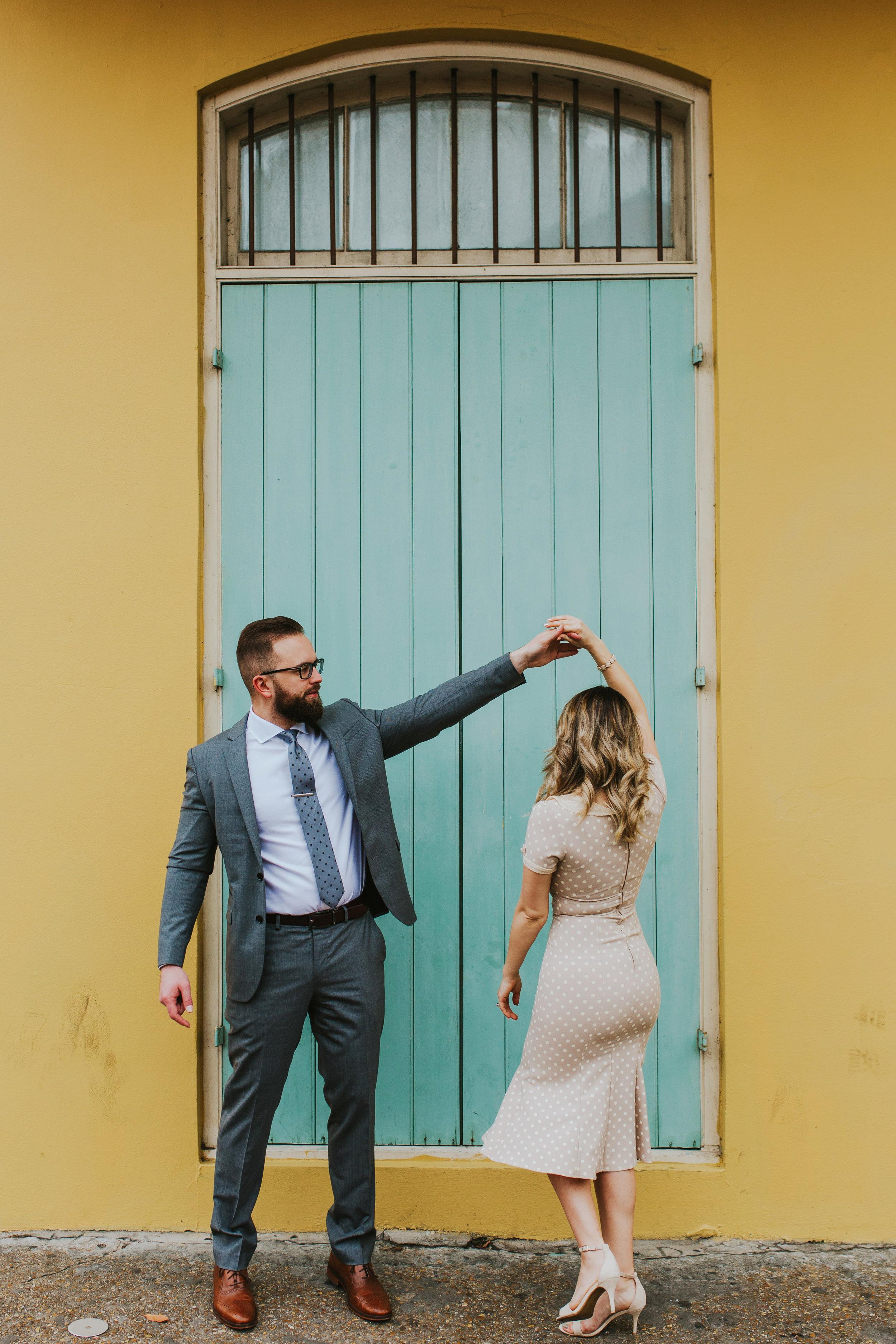 New Orleans Wedding Photographer French Quarter Engagement Session-25.jpg