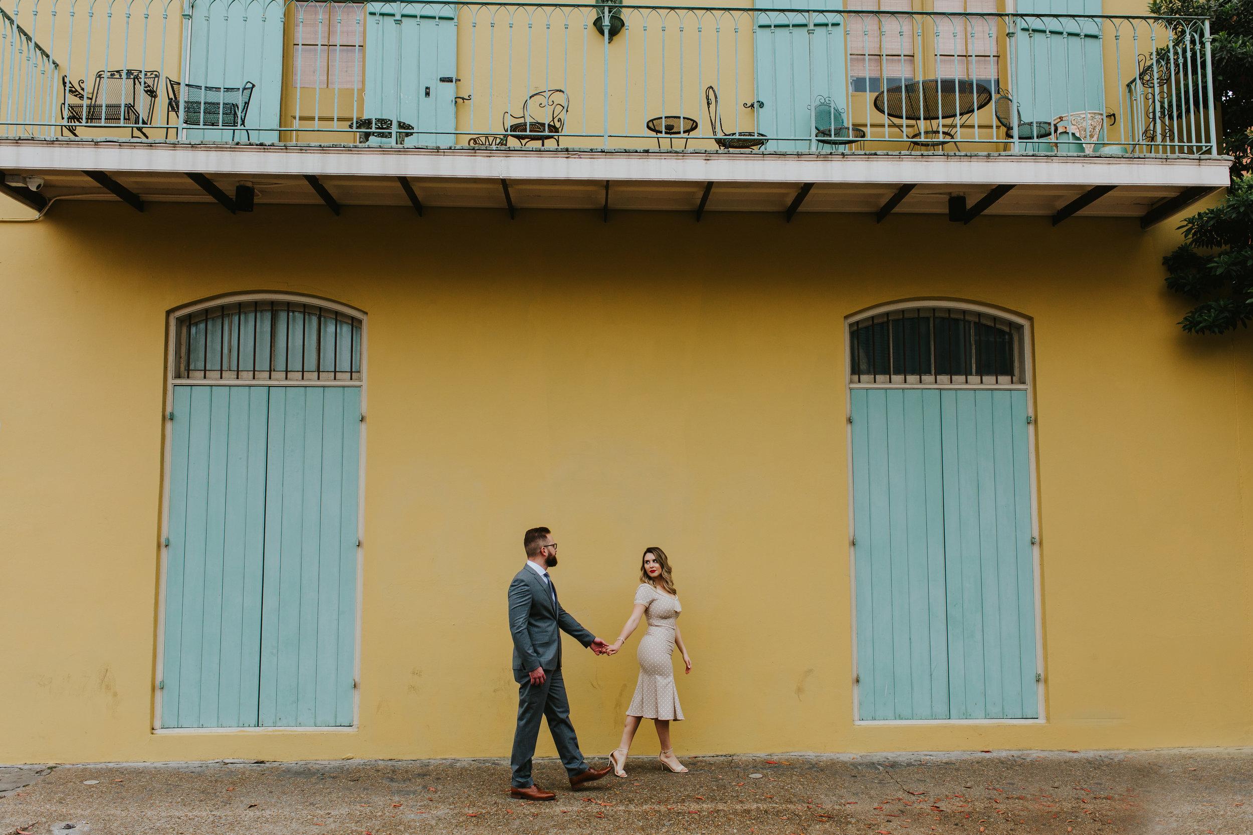 New Orleans Wedding Photographer French Quarter Engagement Session-28.jpg