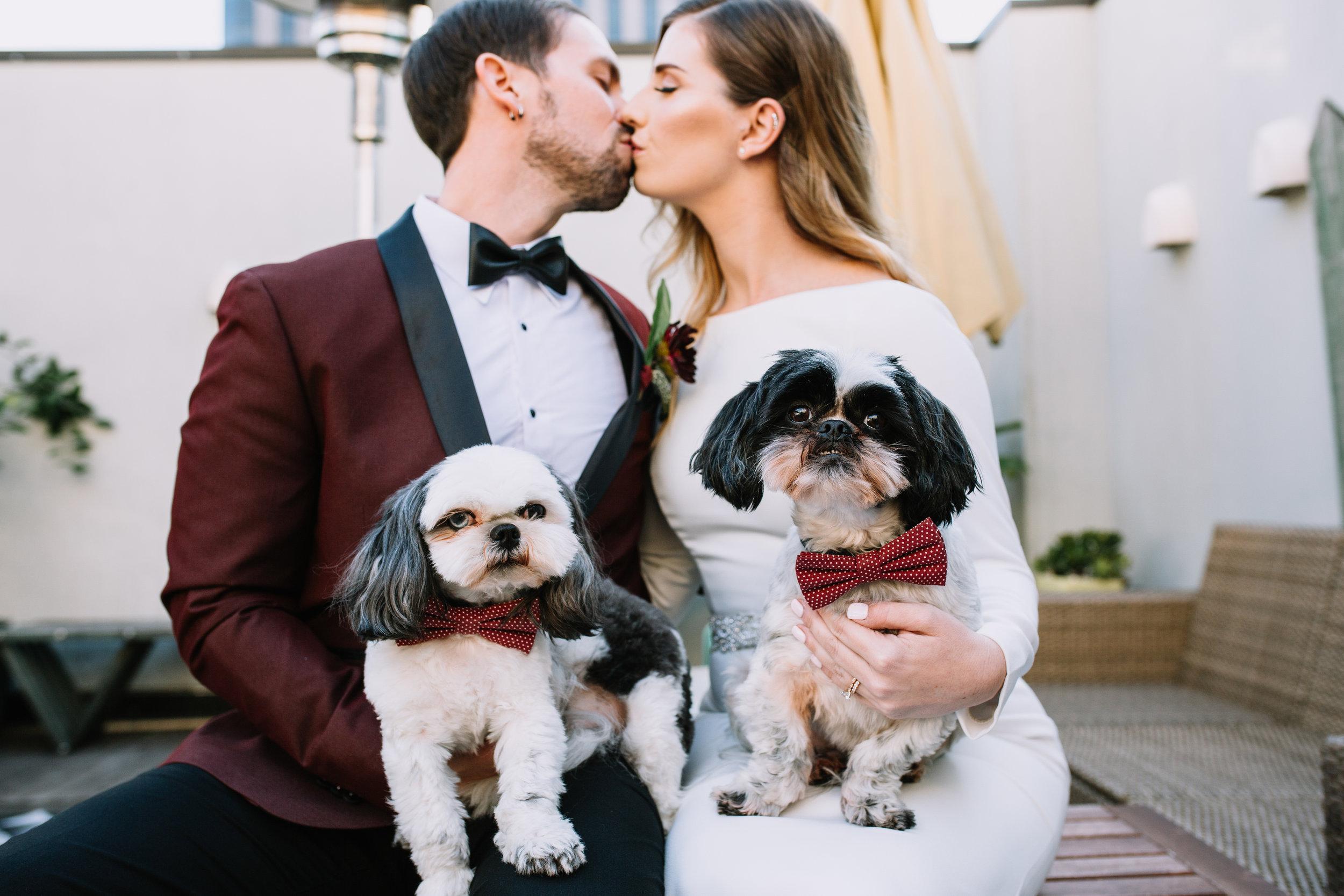 Catahoula Hotel Rooftop Wedding Ceremony New Orleans Wedding Photographer Ashley Biltz Photography7.jpg