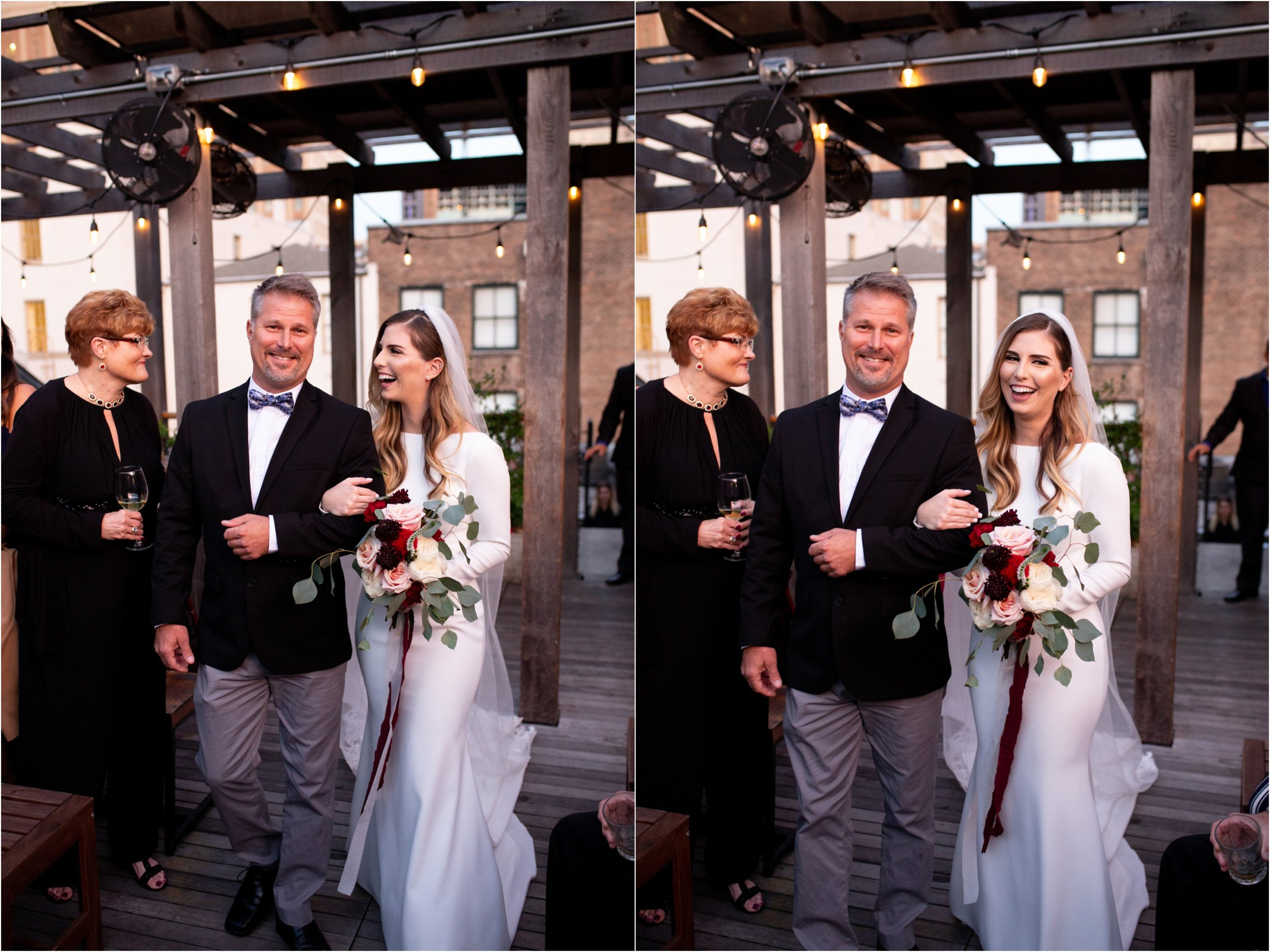 Catahoula Hotel Rooftop Wedding Ceremony New Orleans Wedding Photographer Ashley Biltz Photography34.jpg