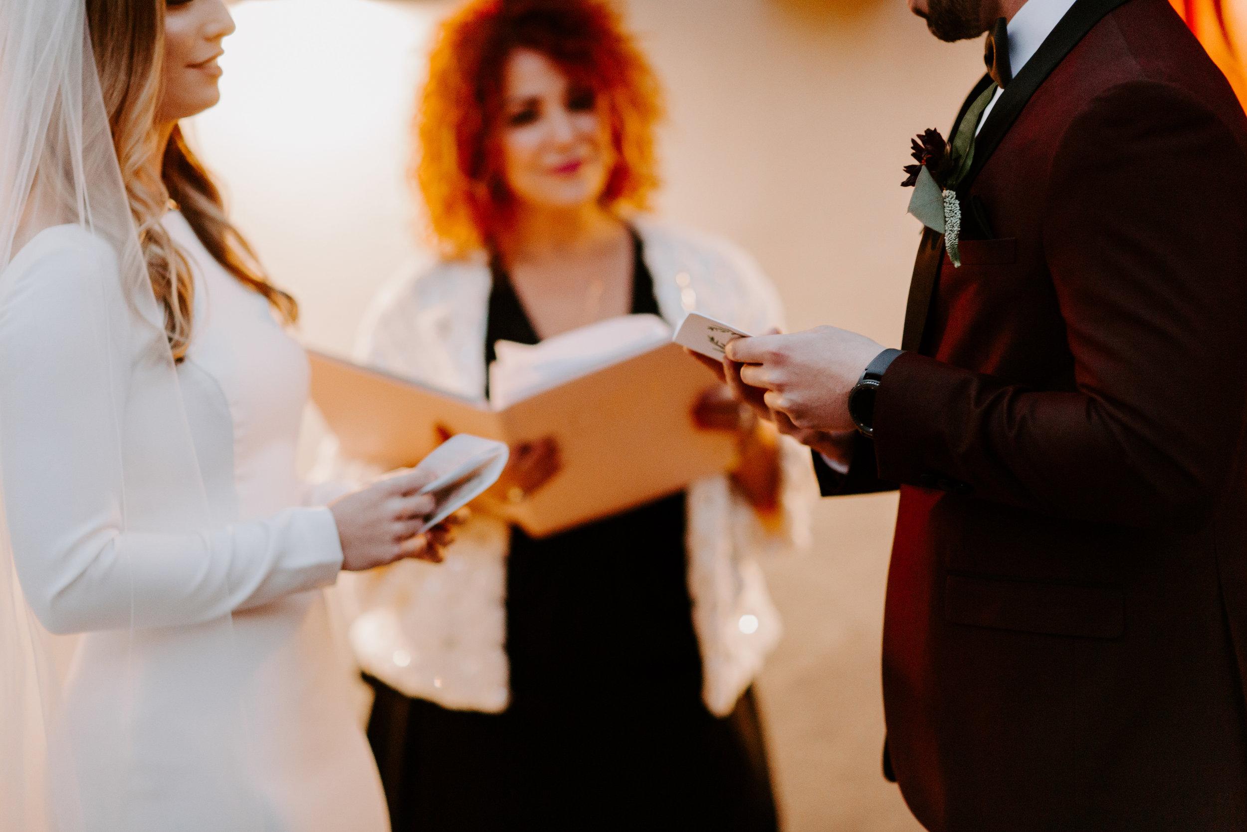 Catahoula Hotel Rooftop Wedding Ceremony New Orleans Wedding Photographer Ashley Biltz Photography43.jpg