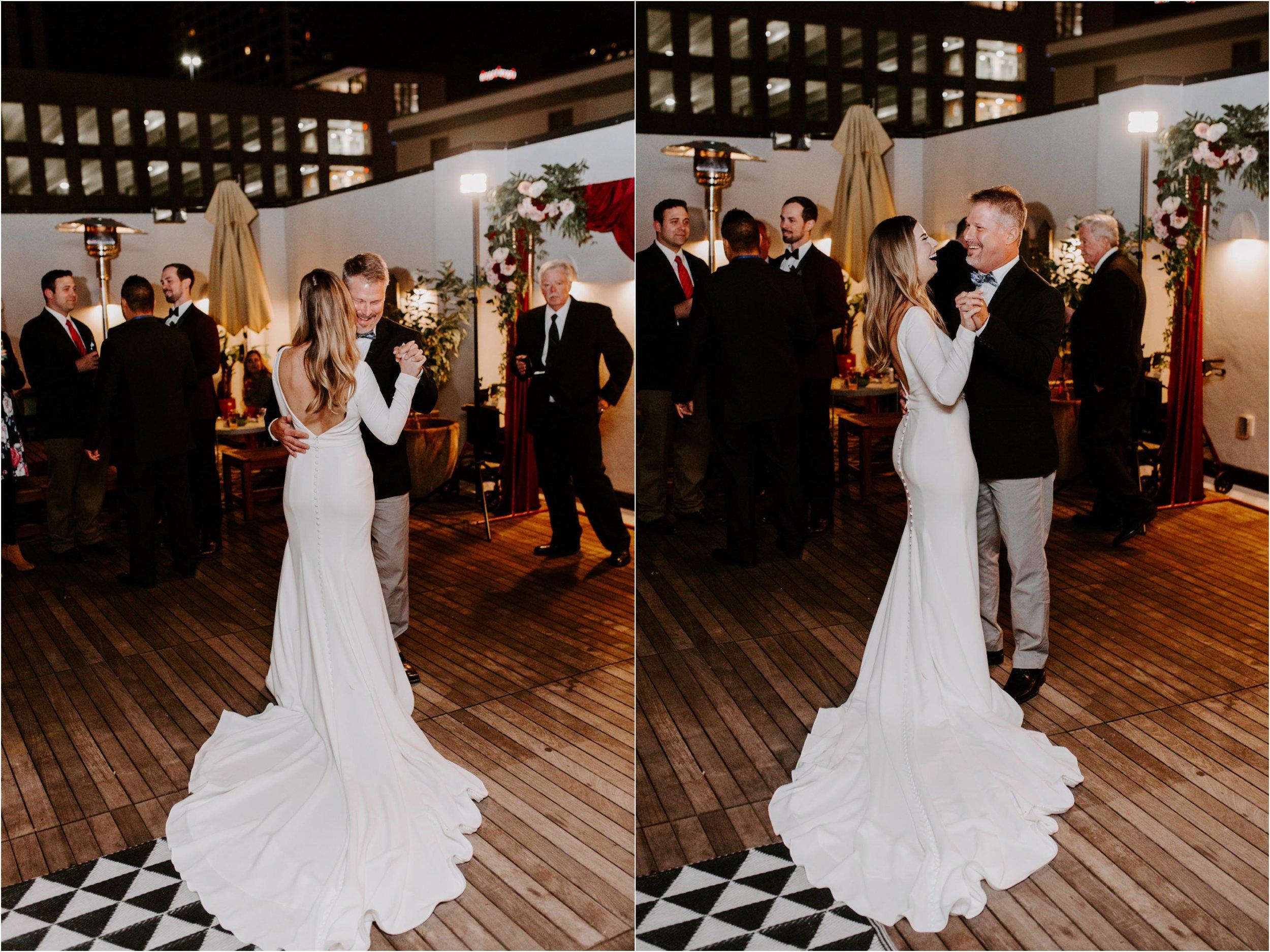Catahoula Hotel Rooftop Wedding Reception New Orleans Wedding Photographer Ashley Biltz Photography15.jpg
