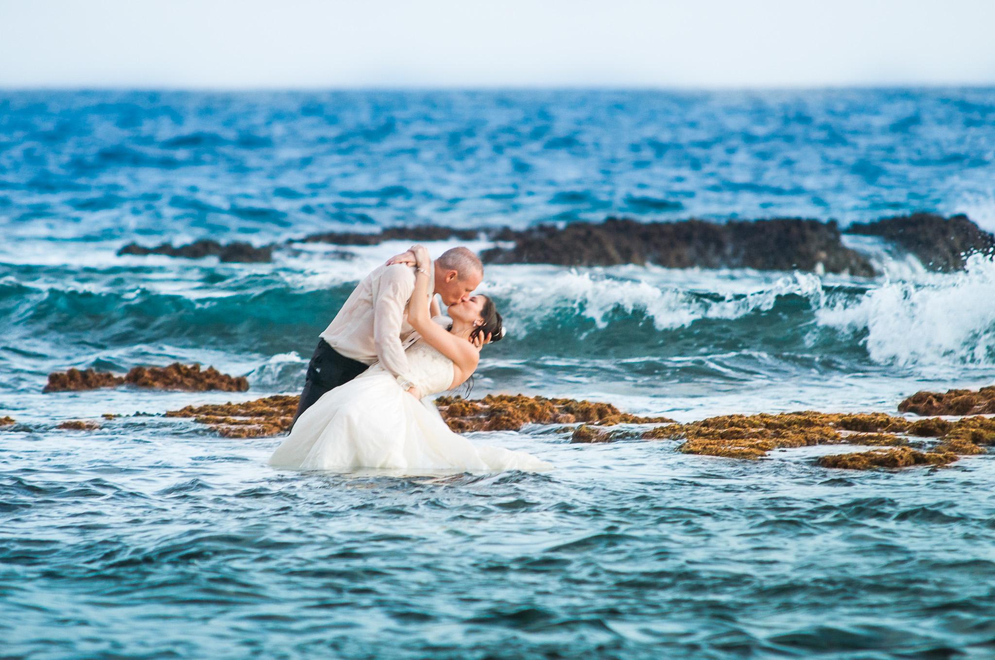 Hawaii Wedding, Robin + Trevor