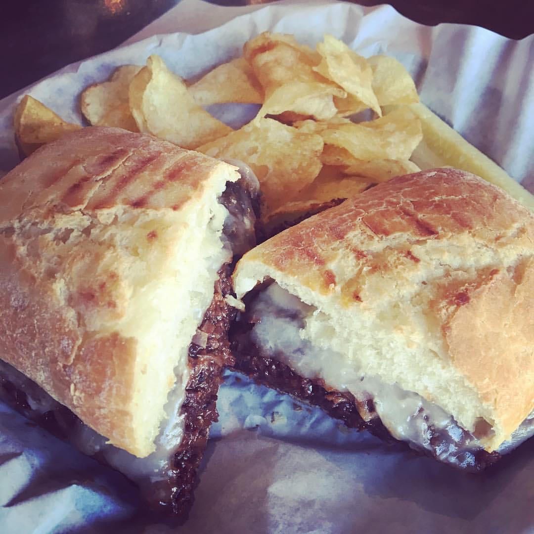 Brisket Sandwich.