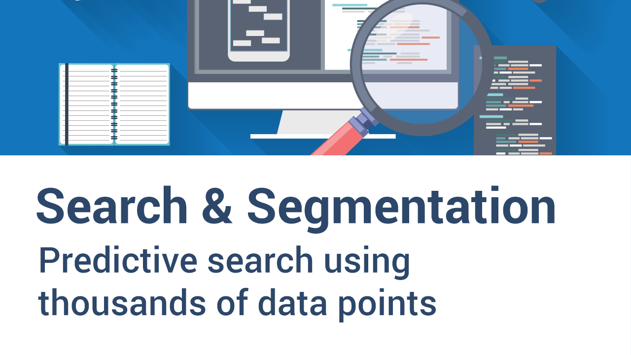 Search & Segmentation