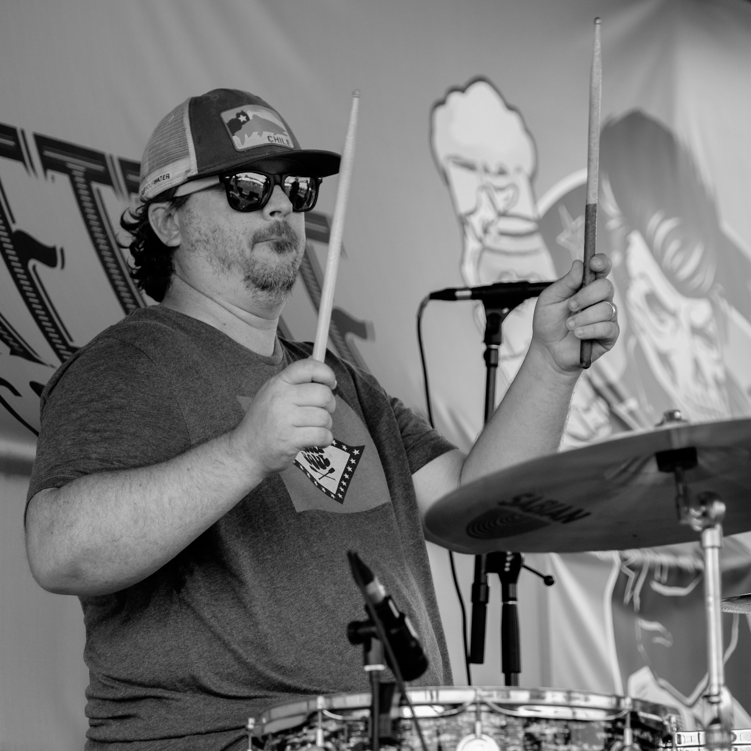 James Breeding-drums, percussion