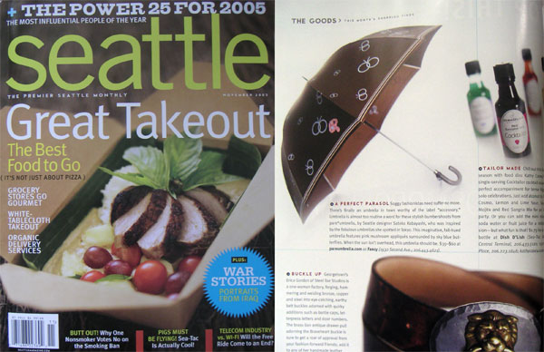 Seattle Magazine,