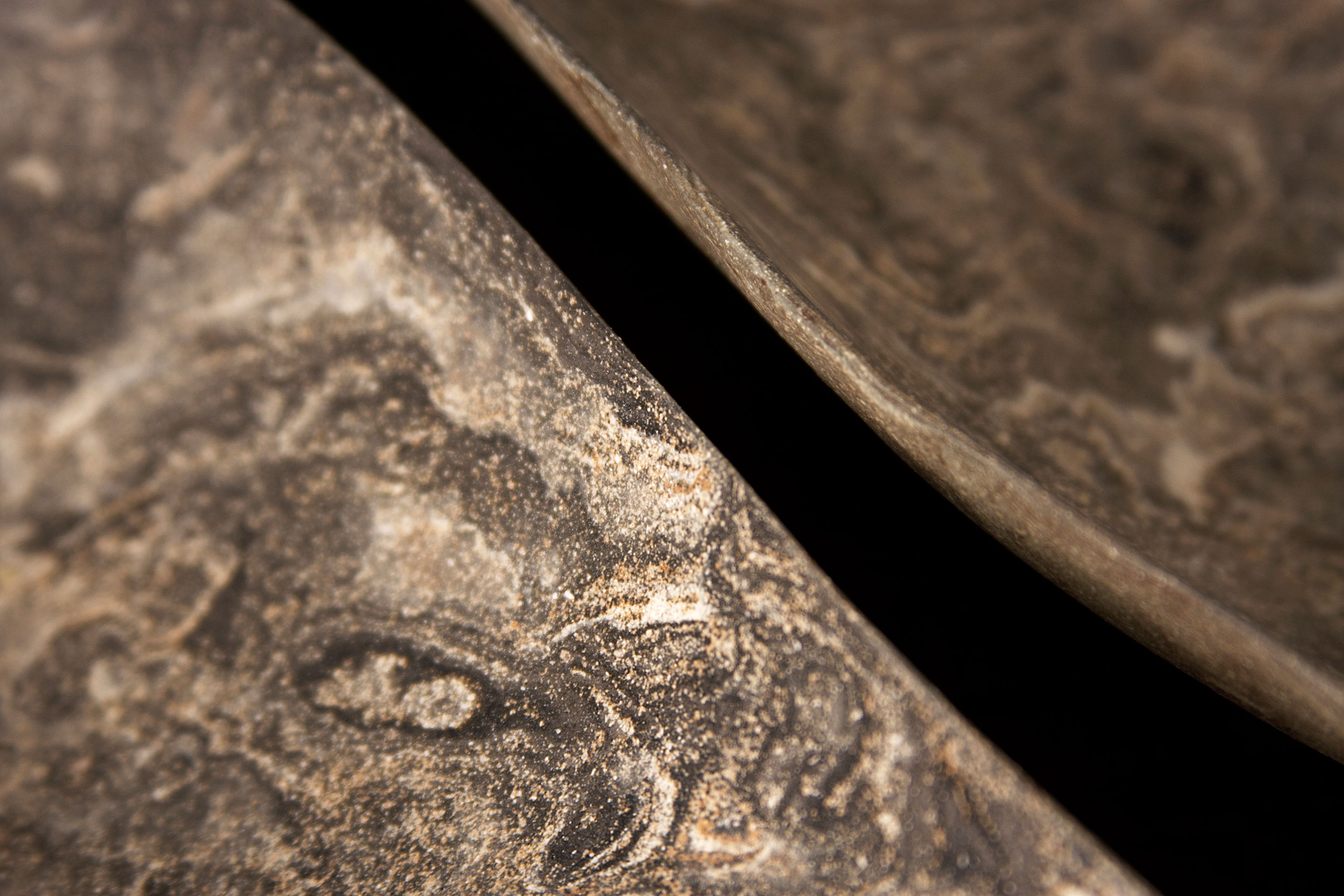 Raw Bowl Diptych No. 6