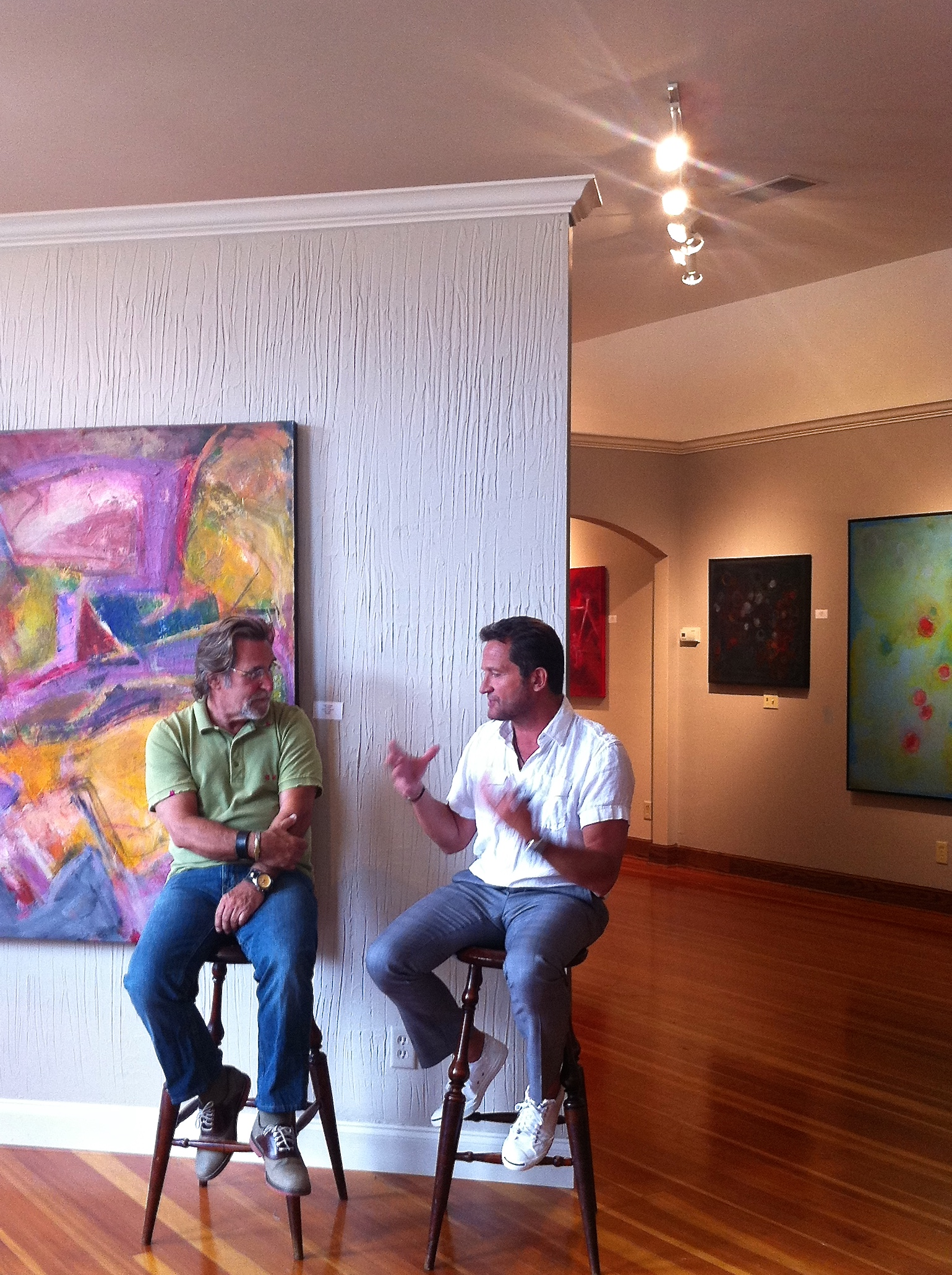 Delafield Art Center - Guest Speaker with Terrence Coffman