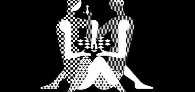 """Tantric"" and ""sexy"" are not generally the first words that spring to mind when thinking about chess, but the logo for the 2018 World Chess Championship has provoked an unusual reaction. The image, which shows intertwined human-shaped figures holding a chess board, has even been labelled as "" borderline pawnographic"".   Read the article on bbc.com >"