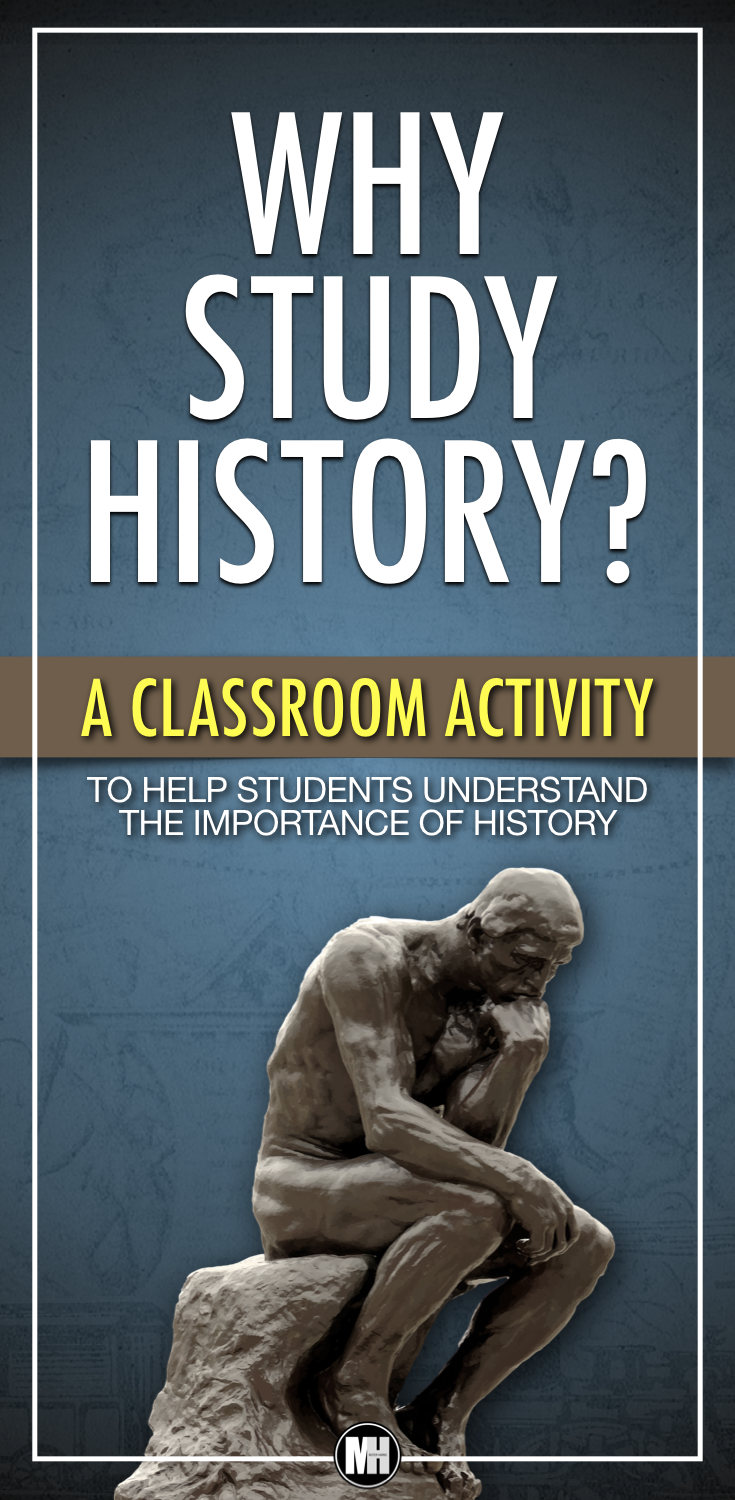 Why Study History Back To School Activity.png