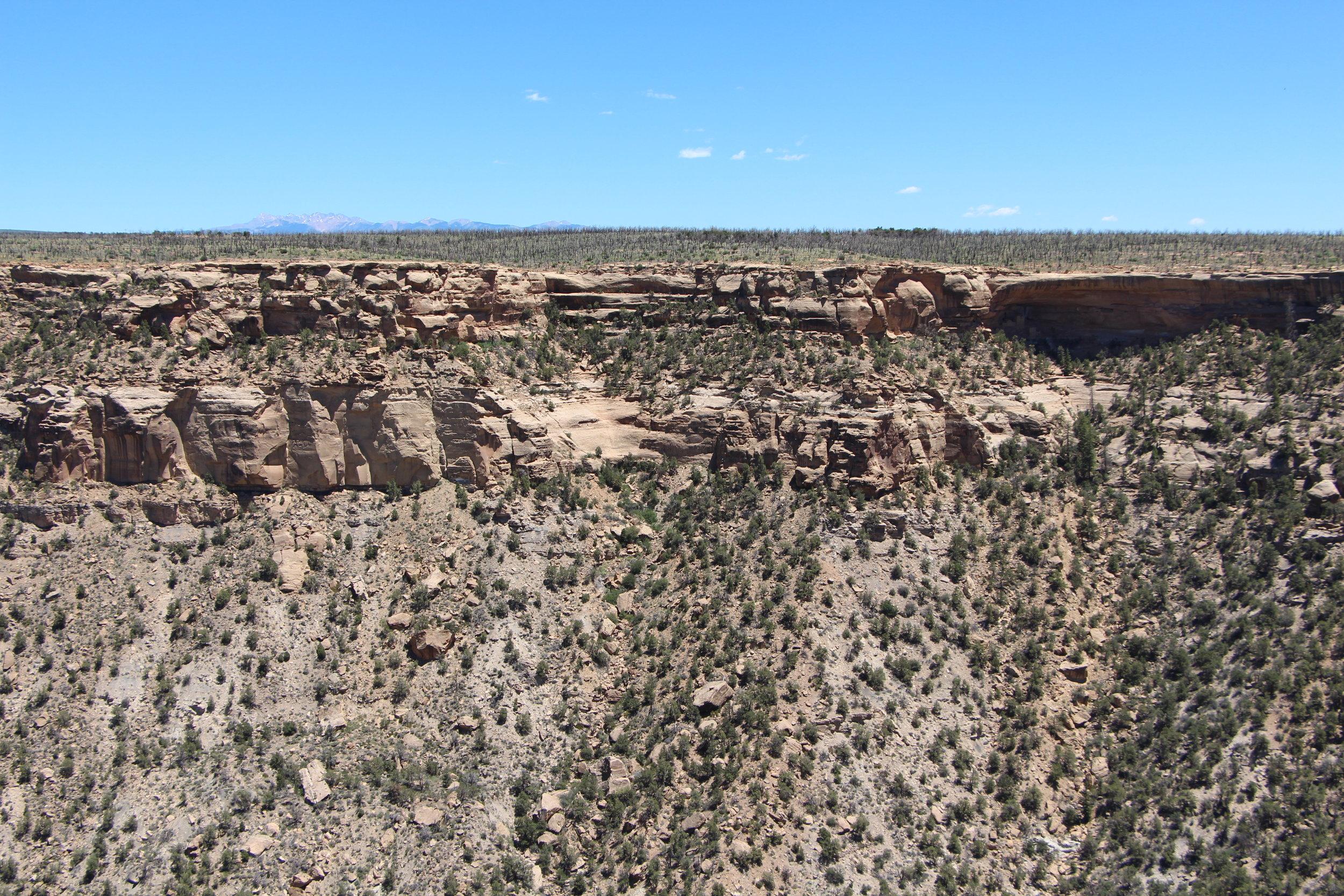 Mesa Verde Valley