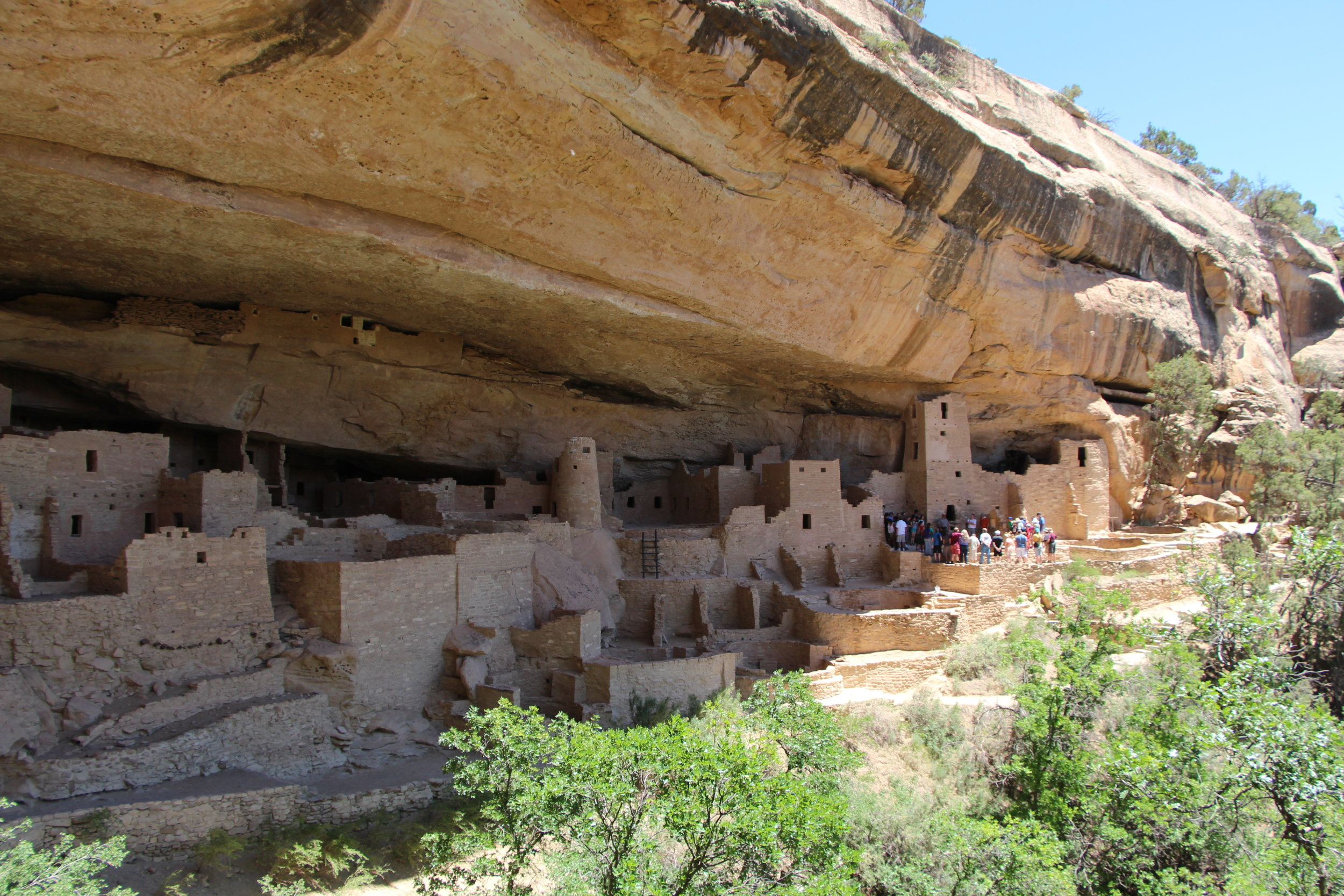 Mesa Verde Cliff Dwellings 1