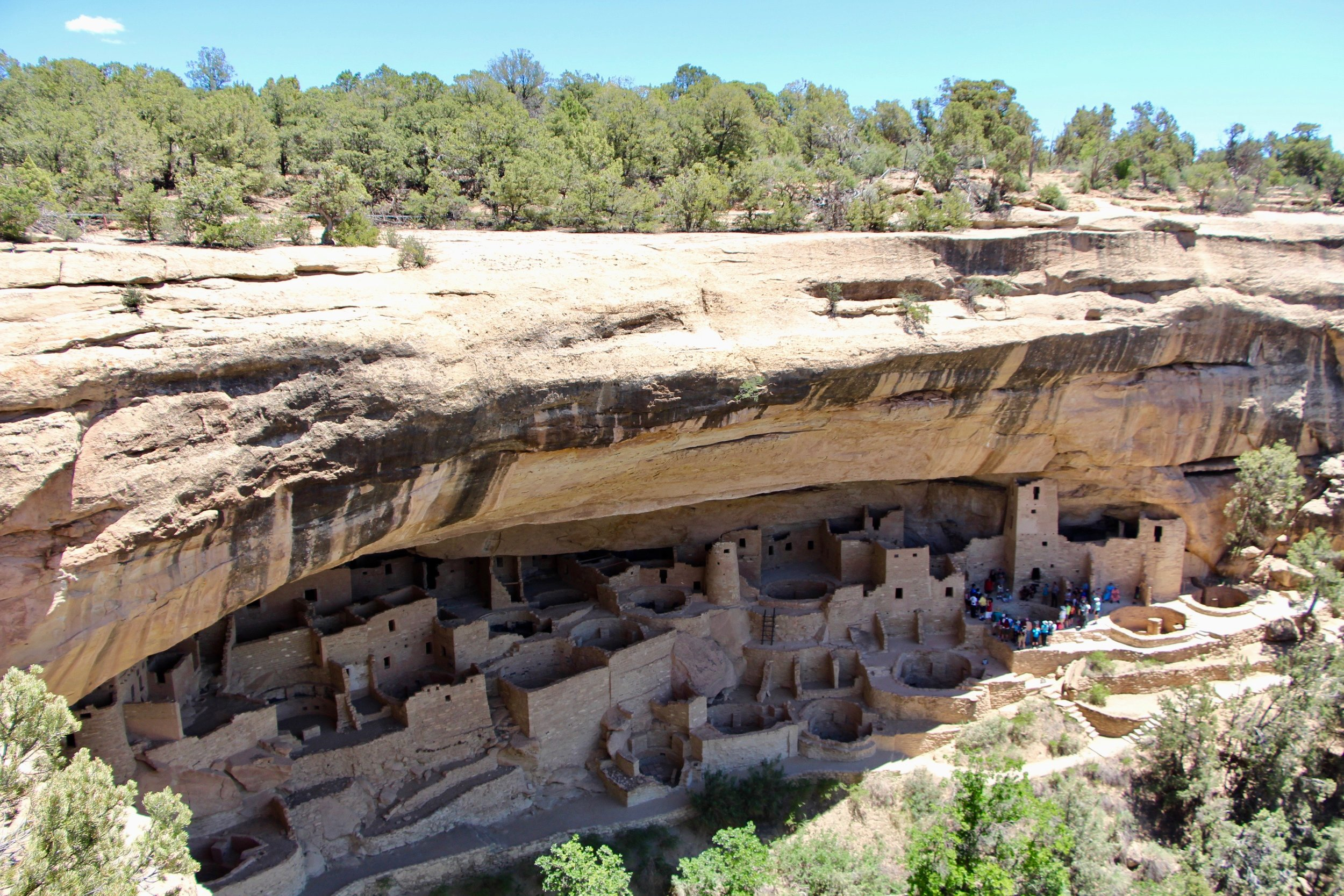 Mesa Verde Cliff Dwellings 2