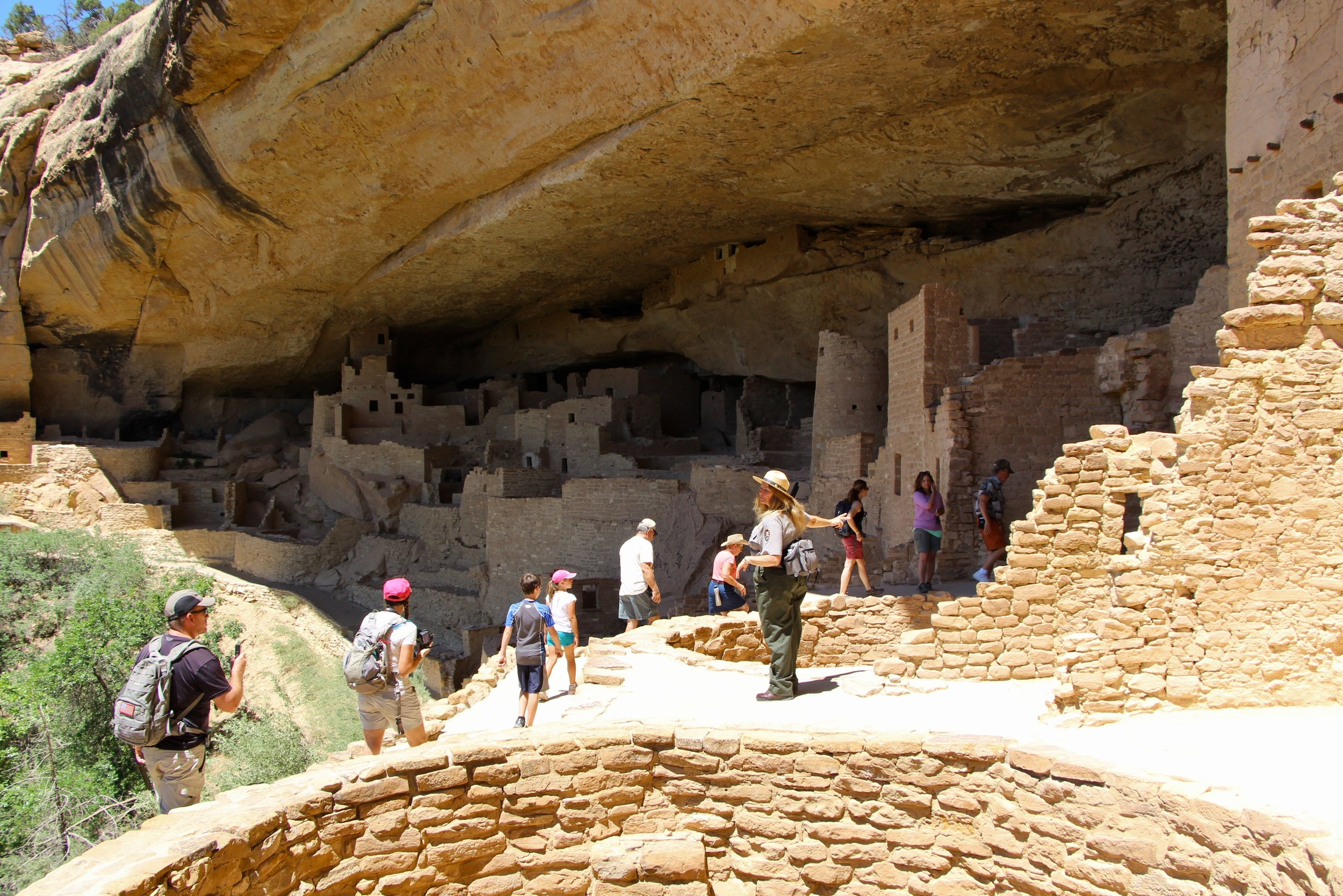 Mesa Verde Cliff Dwellings 4