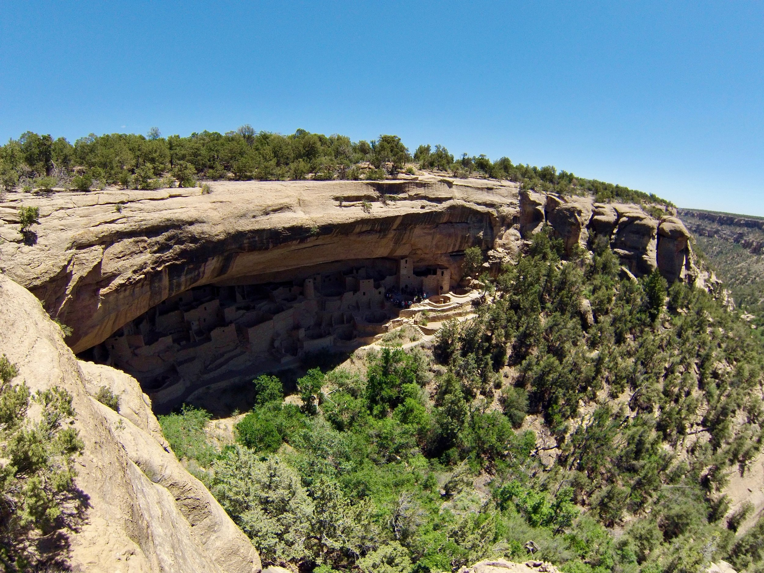 Mesa Verde Cliff Dwellings 3