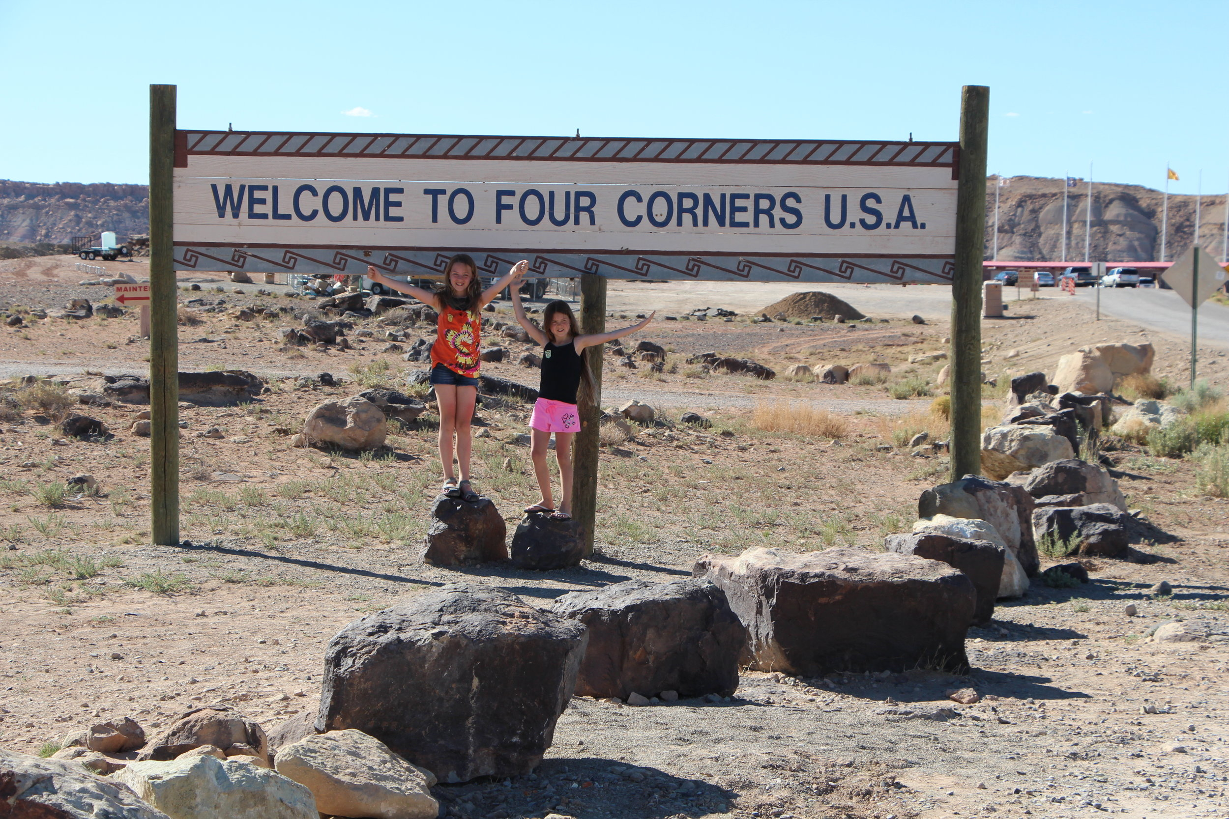 Four Corners Entrance