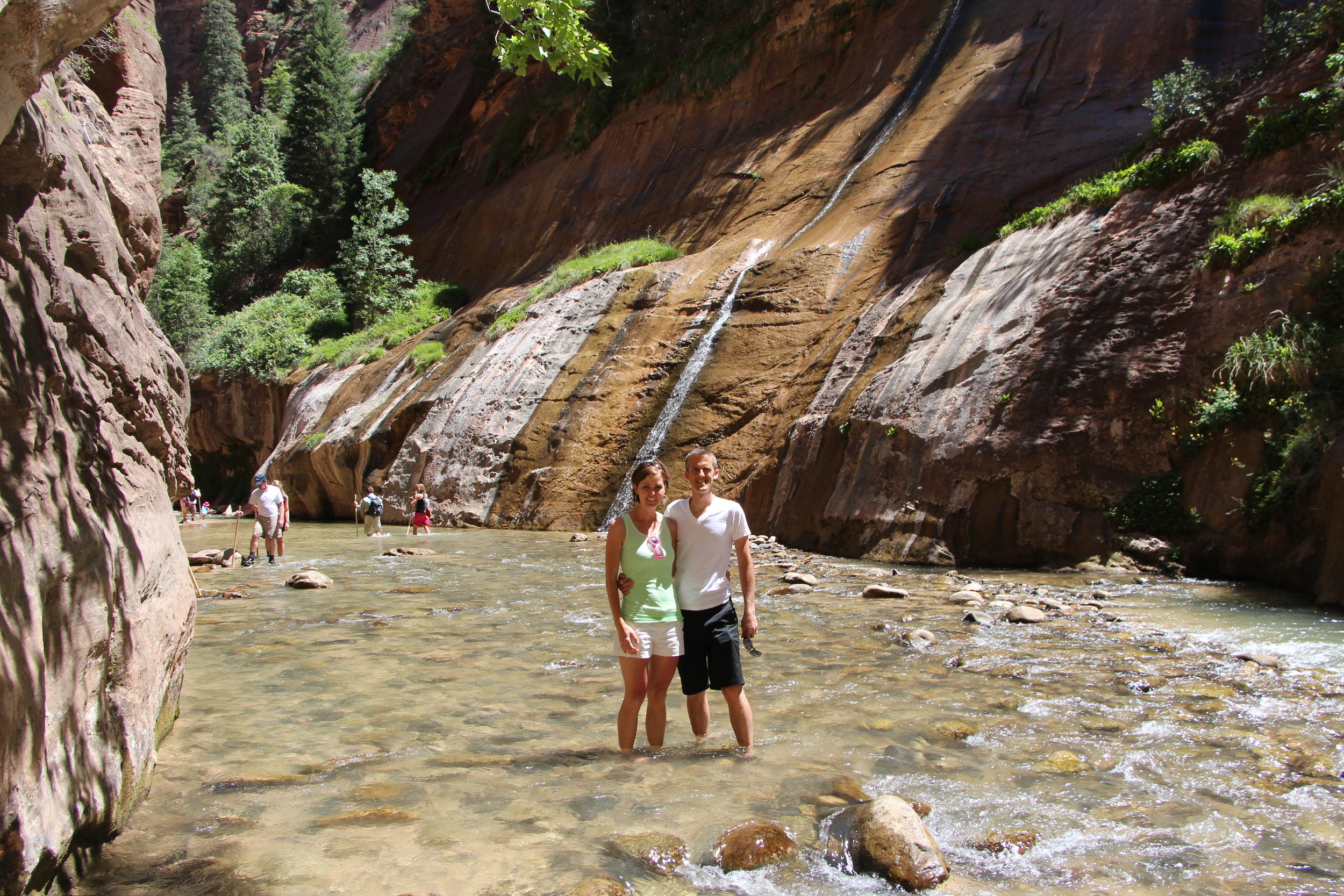 Zion National Park Narrows 2