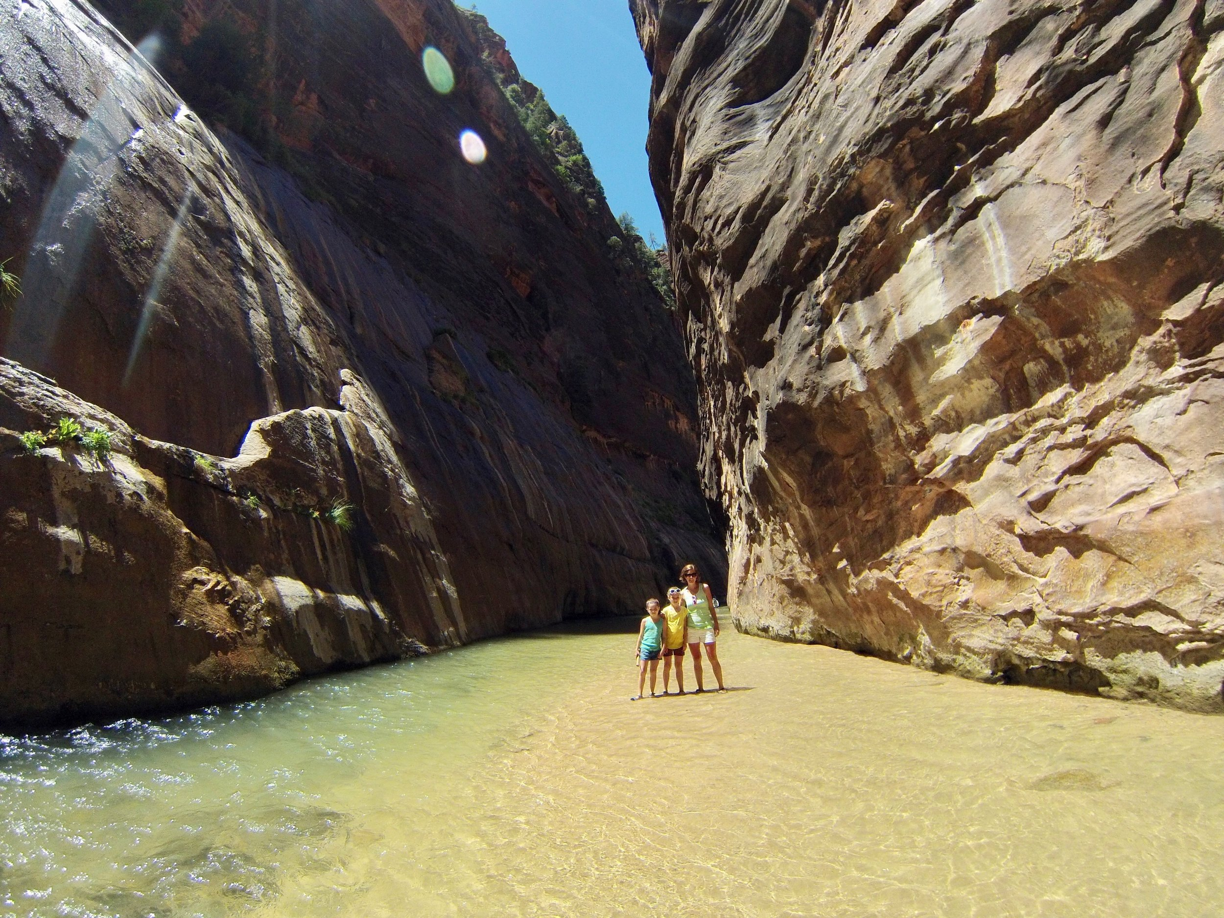 Zion National Park Narrows