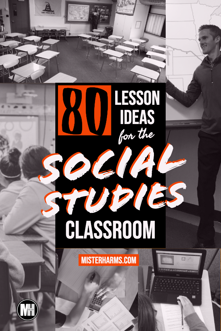 Social Studies Ideas for the Classroom