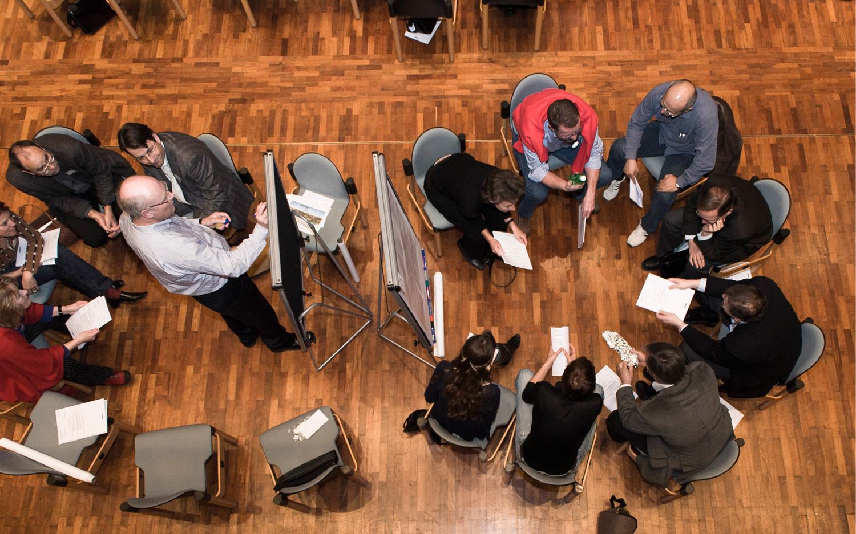 Zukunftskonferenz Gemeinde Zollikon