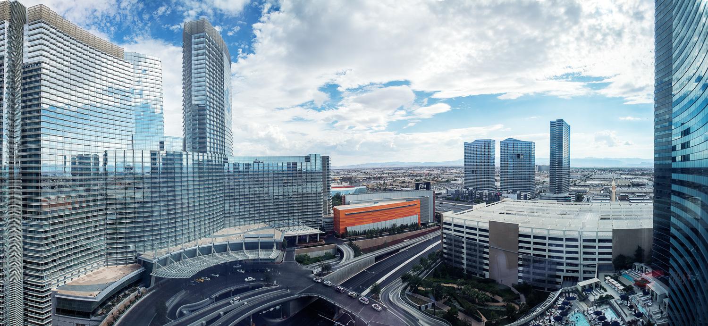 Aria Hotel in Las Vegas, Nevada
