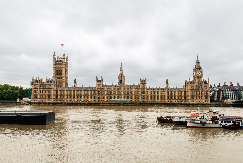 Houses of Parliament und Big Ben, London