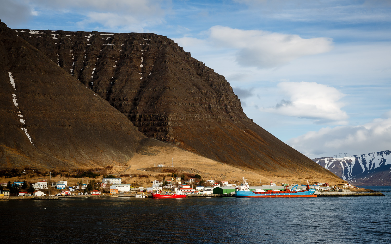 Bildudalur, Region Westfjords, Iceland