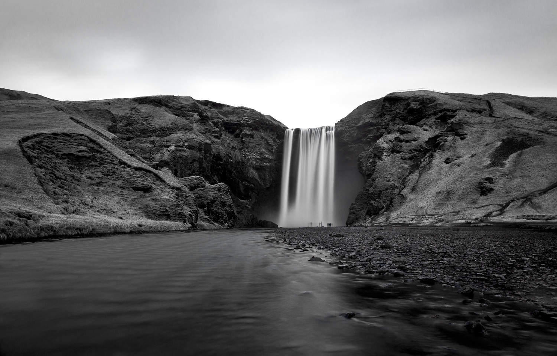 Skogafoss Waterfall in Iceland