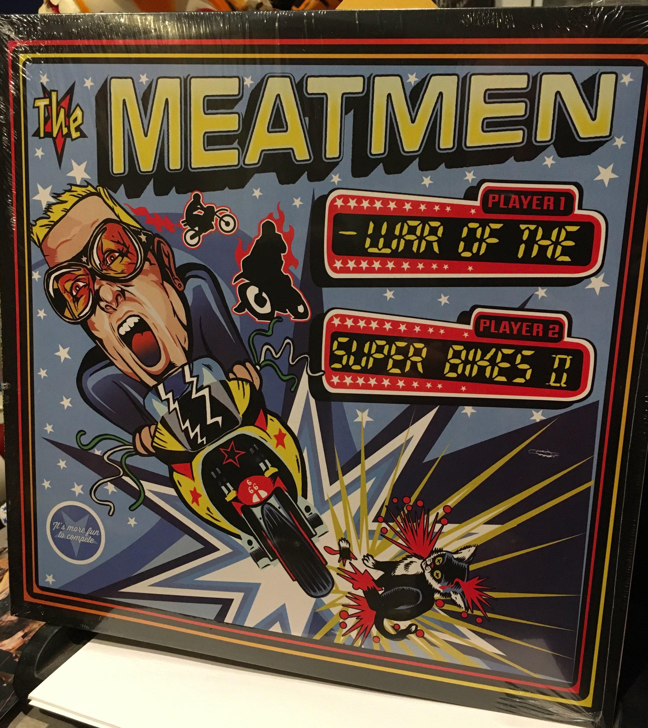 Merch — The Meatmen