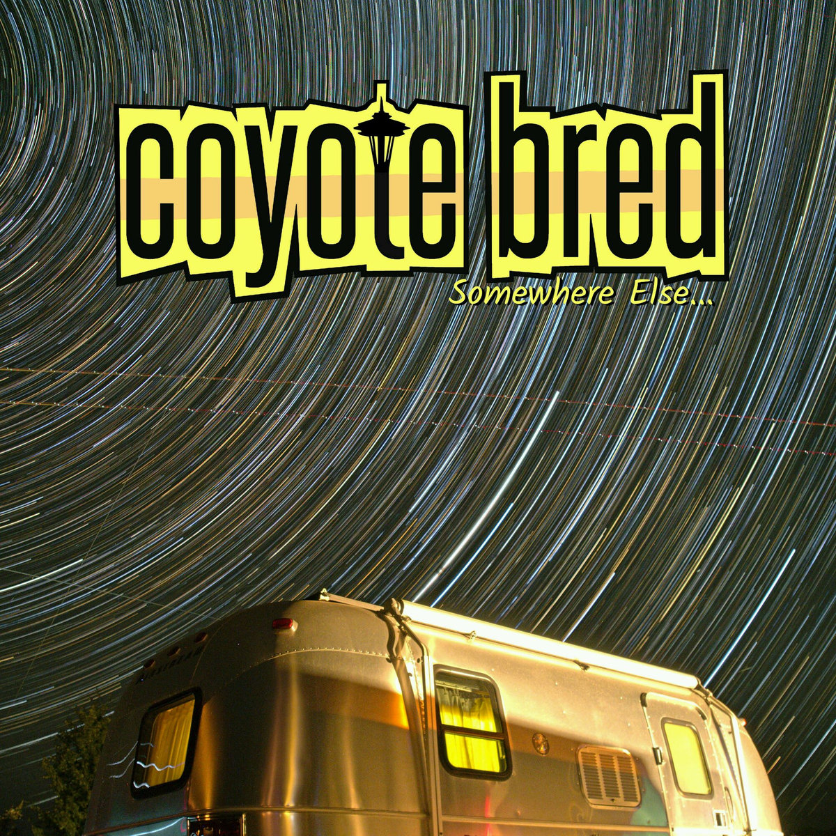 Coyote Bred - Somewhere Else (Bomb Pop! Records)