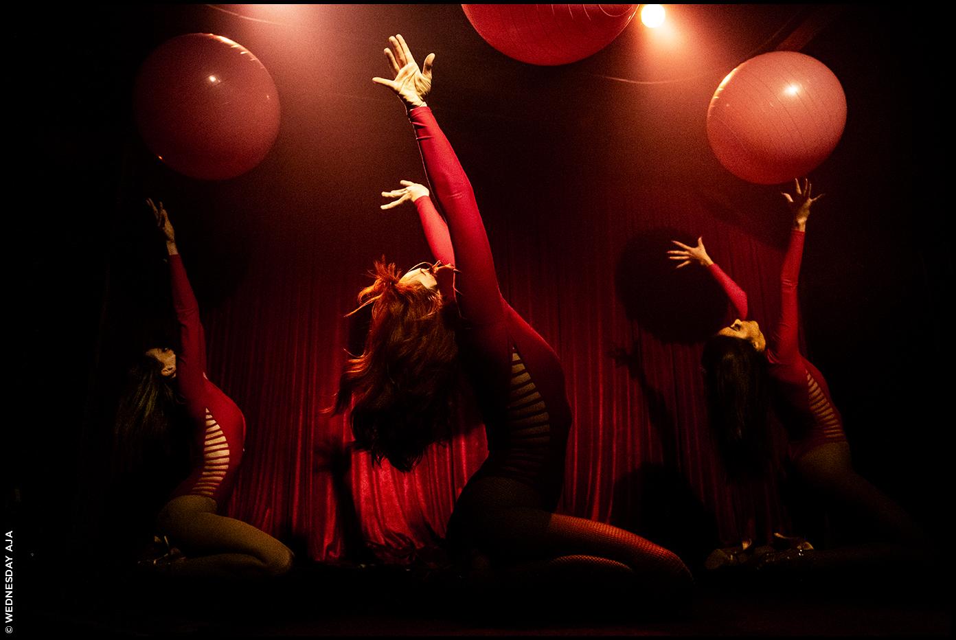 Nikki Dalonzo  // b_UNDRESSED Burlesque