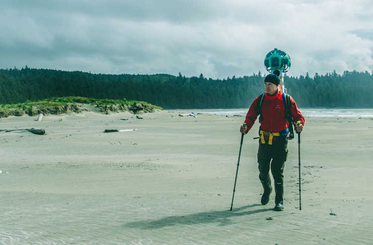 Google Goes to Haida Gwaii - Off-road Trekker technology is bringing Canada's 'islands at the edge of the world' to a global audience.