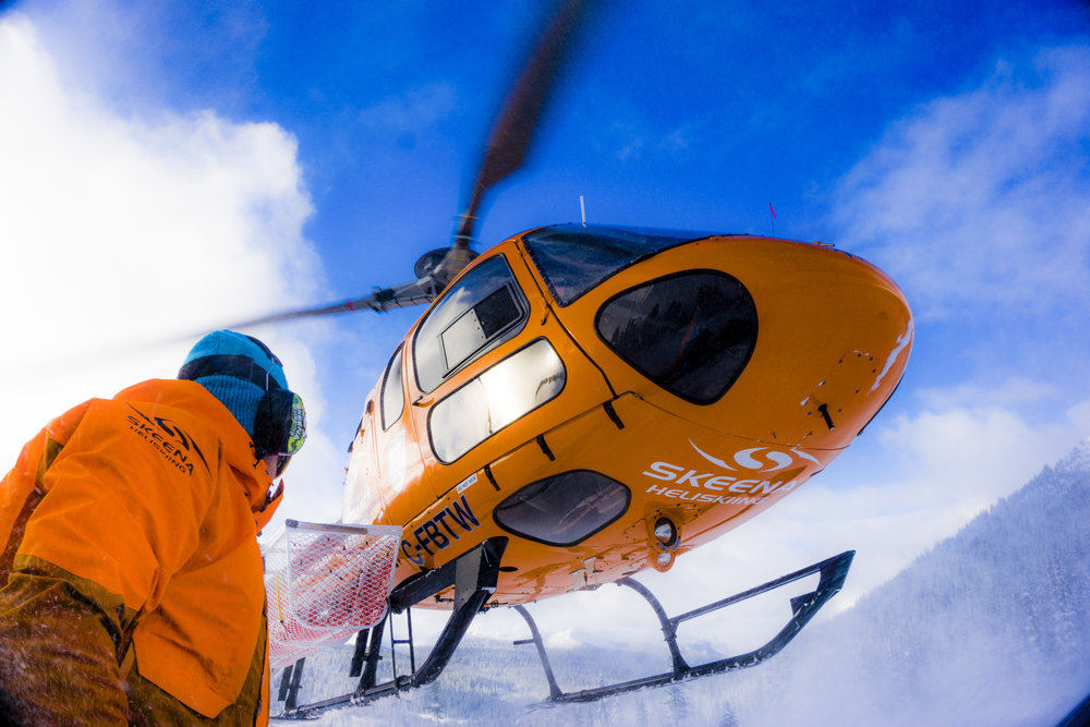 High Time for Snow Time - Feeling adventurous? This unique Canadian heli-skiing concept offers a true wilderness experience.