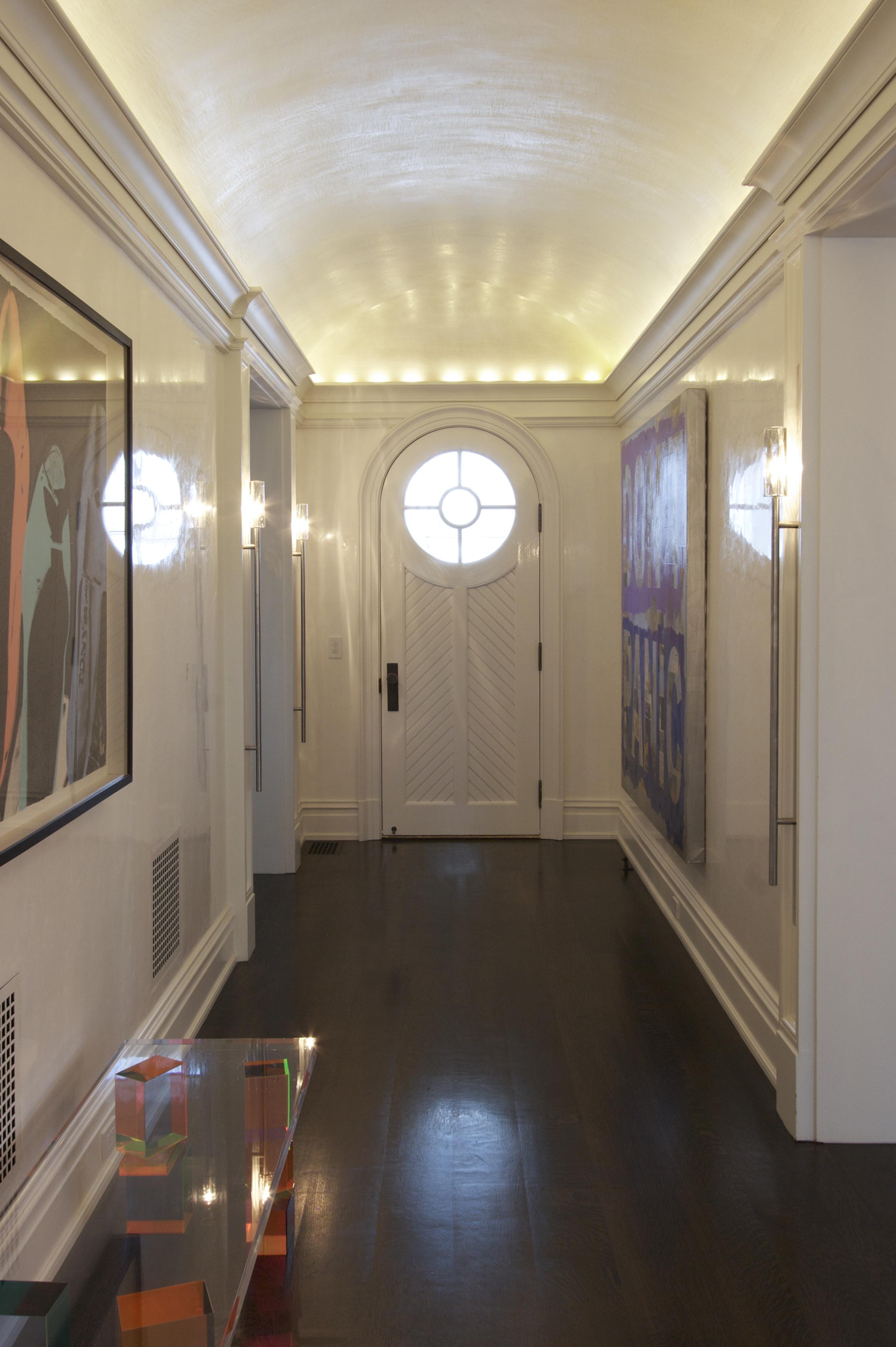 Marmorino Ceiling & Venetian Plaster Walls