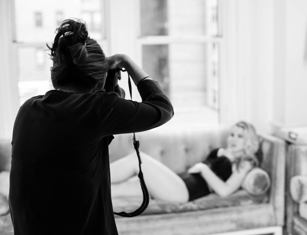 Boudoir Photography NYC - Subtly Sexy