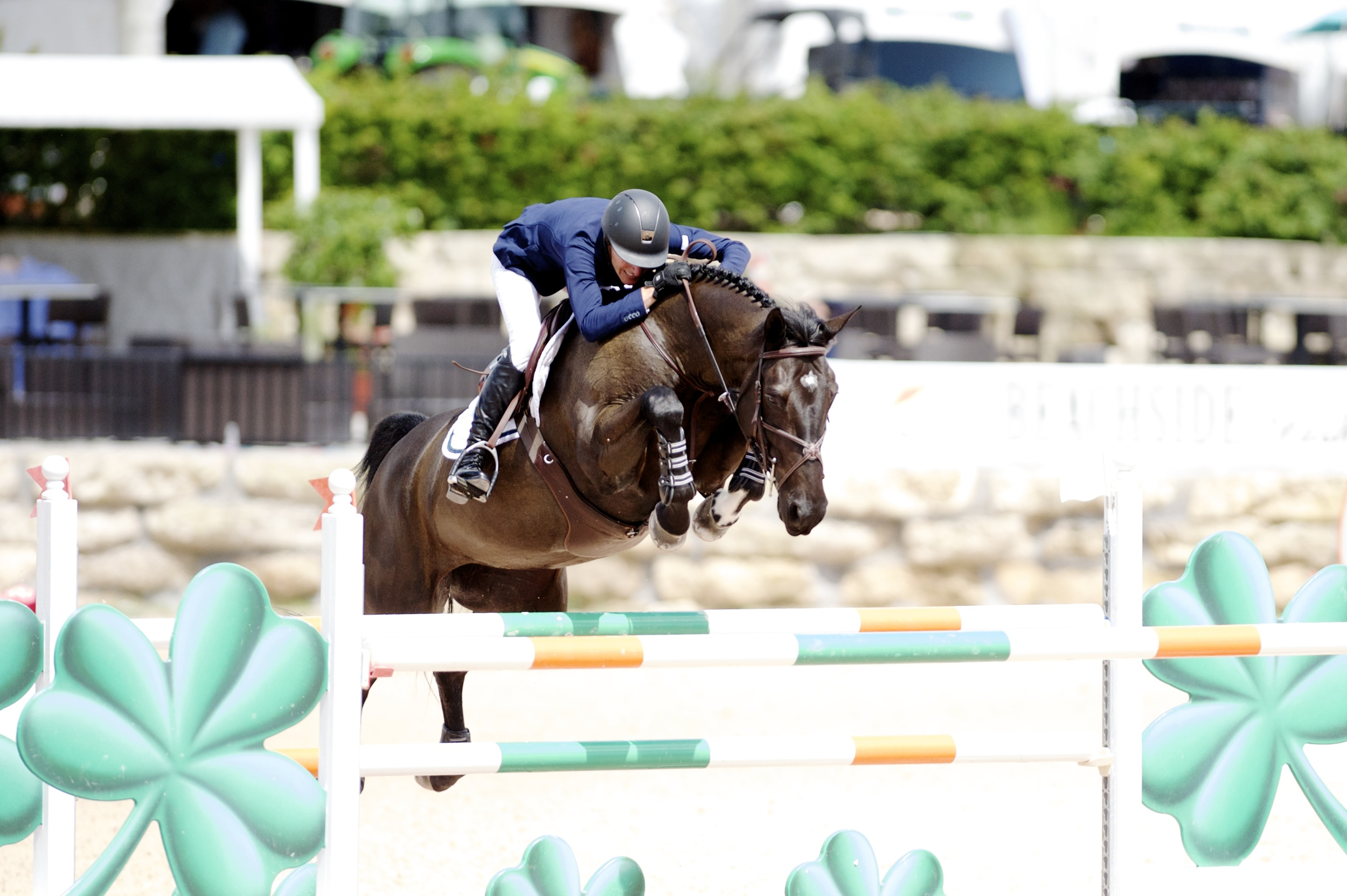 Molly Ashe and Balous Day Date at the Winter Equestrian Festival