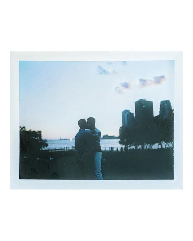 The Kiss! 💕Congrats @matthewdonavan @omartorovaca so much love for you 💕 #LOVE #wedding #fp100c #nyt