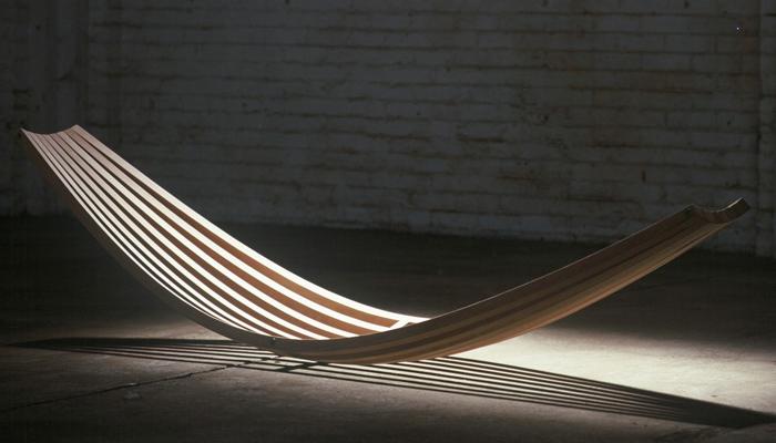 David Trubridgesling lounge chair