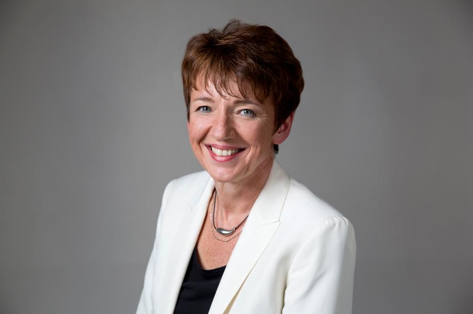 New Getty CEO Dawn Airey