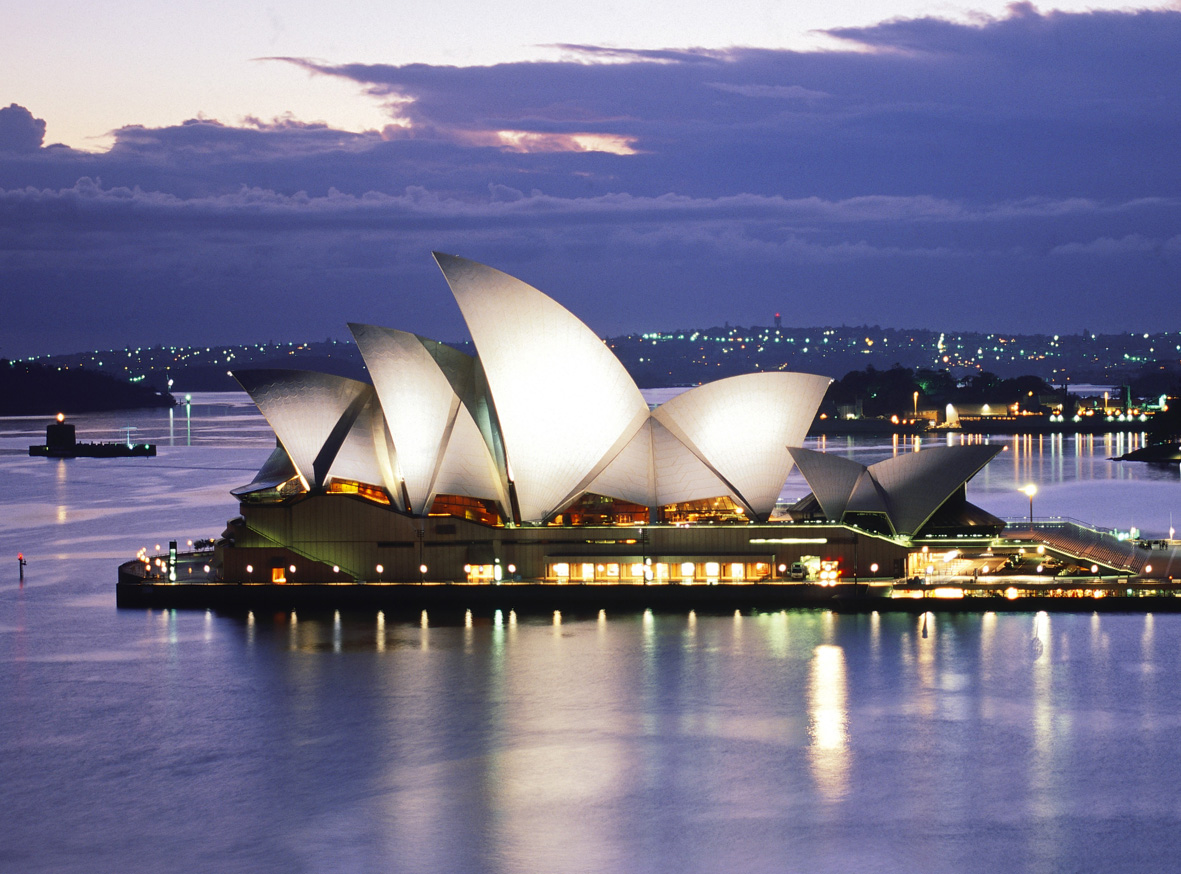 Sydney Opera House — Not conceived by a committee